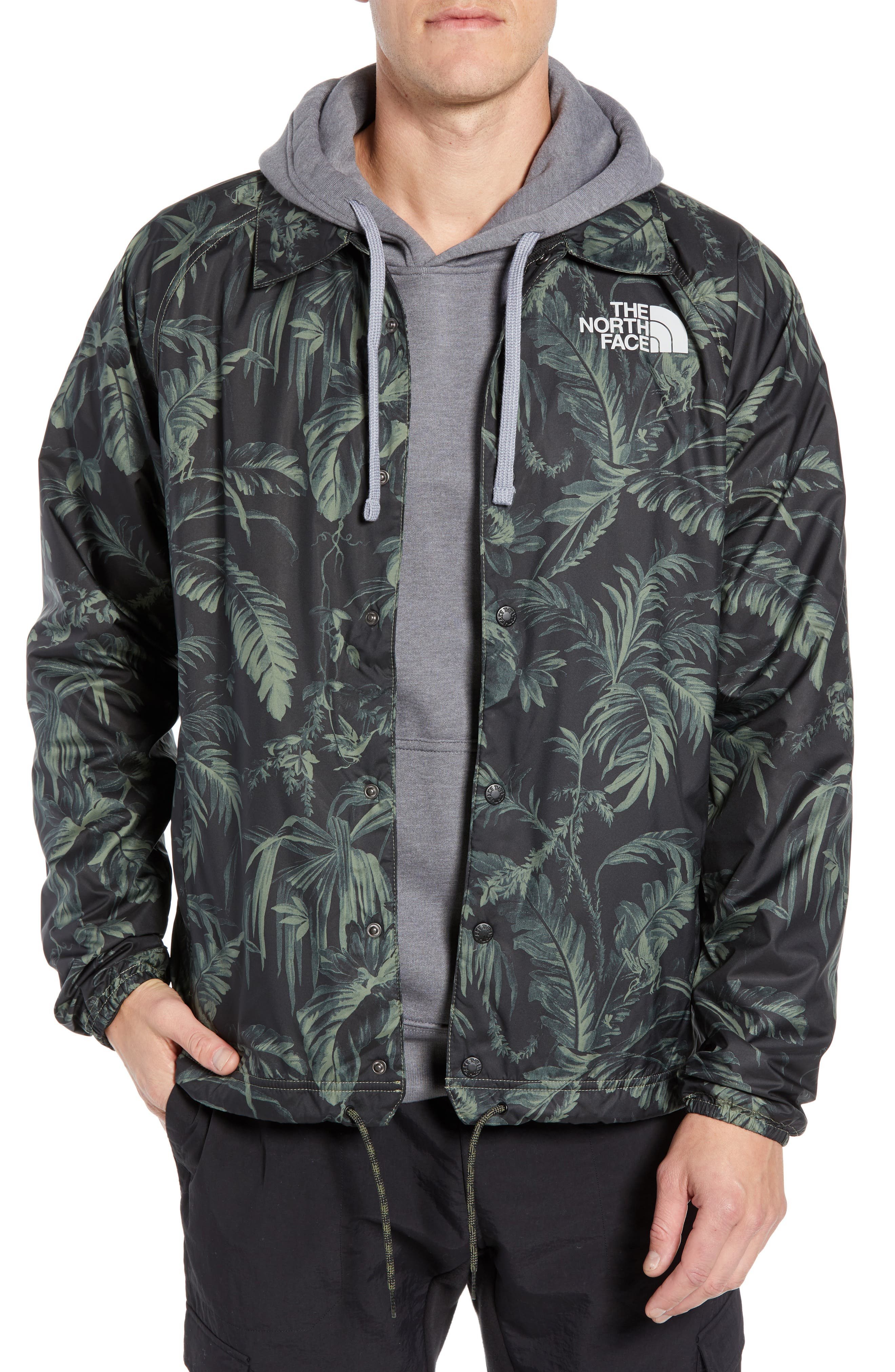 The North Face Regular Fit Water Resistant Coach