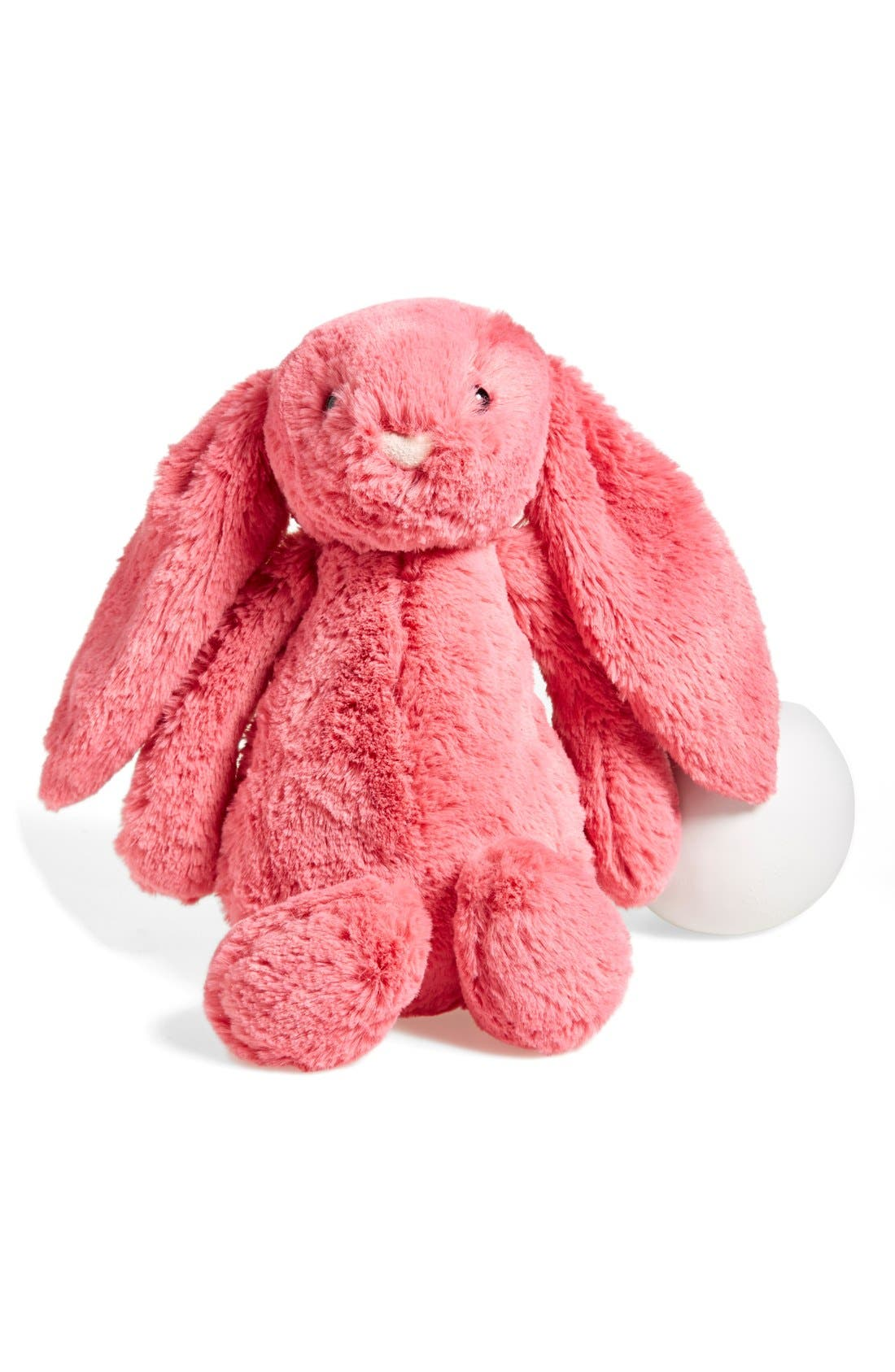 'Bashful' Bunny,                         Main,                         color, STRAWBERRY