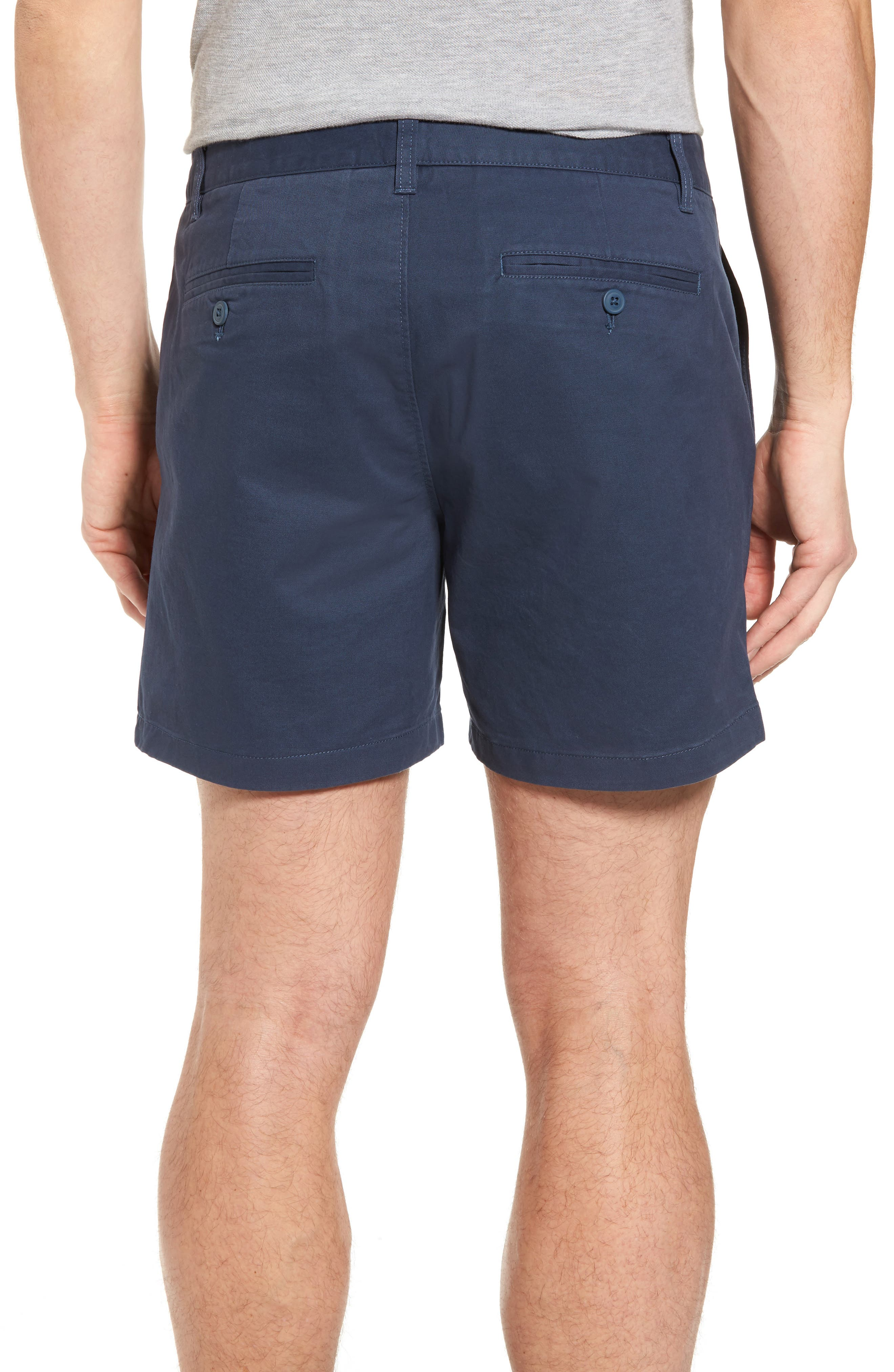 Stretch Washed Chino 5-Inch Shorts,                             Alternate thumbnail 40, color,