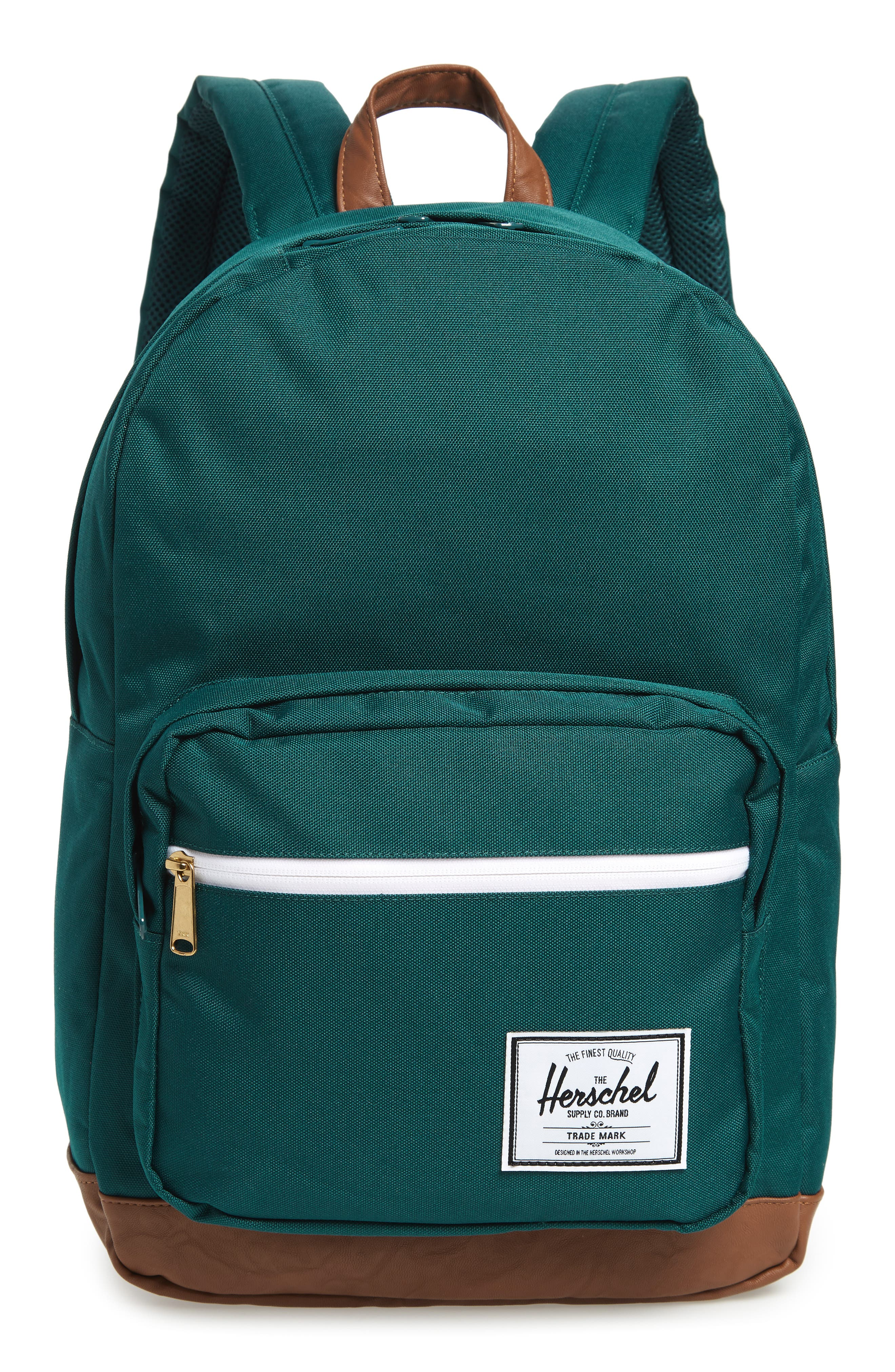 Herschel Supply Co. Pop Quiz Backpack - Blue/green