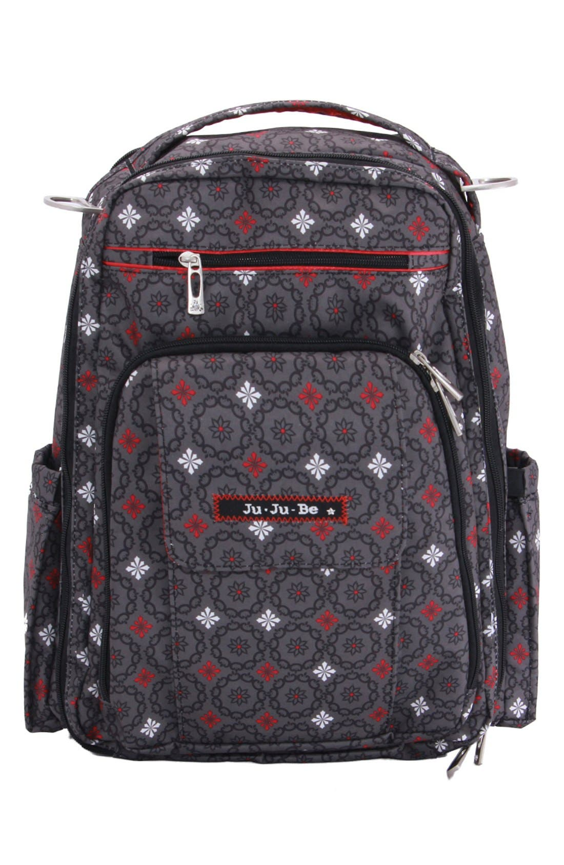 'Be Right Back' Diaper Backpack,                             Main thumbnail 12, color,