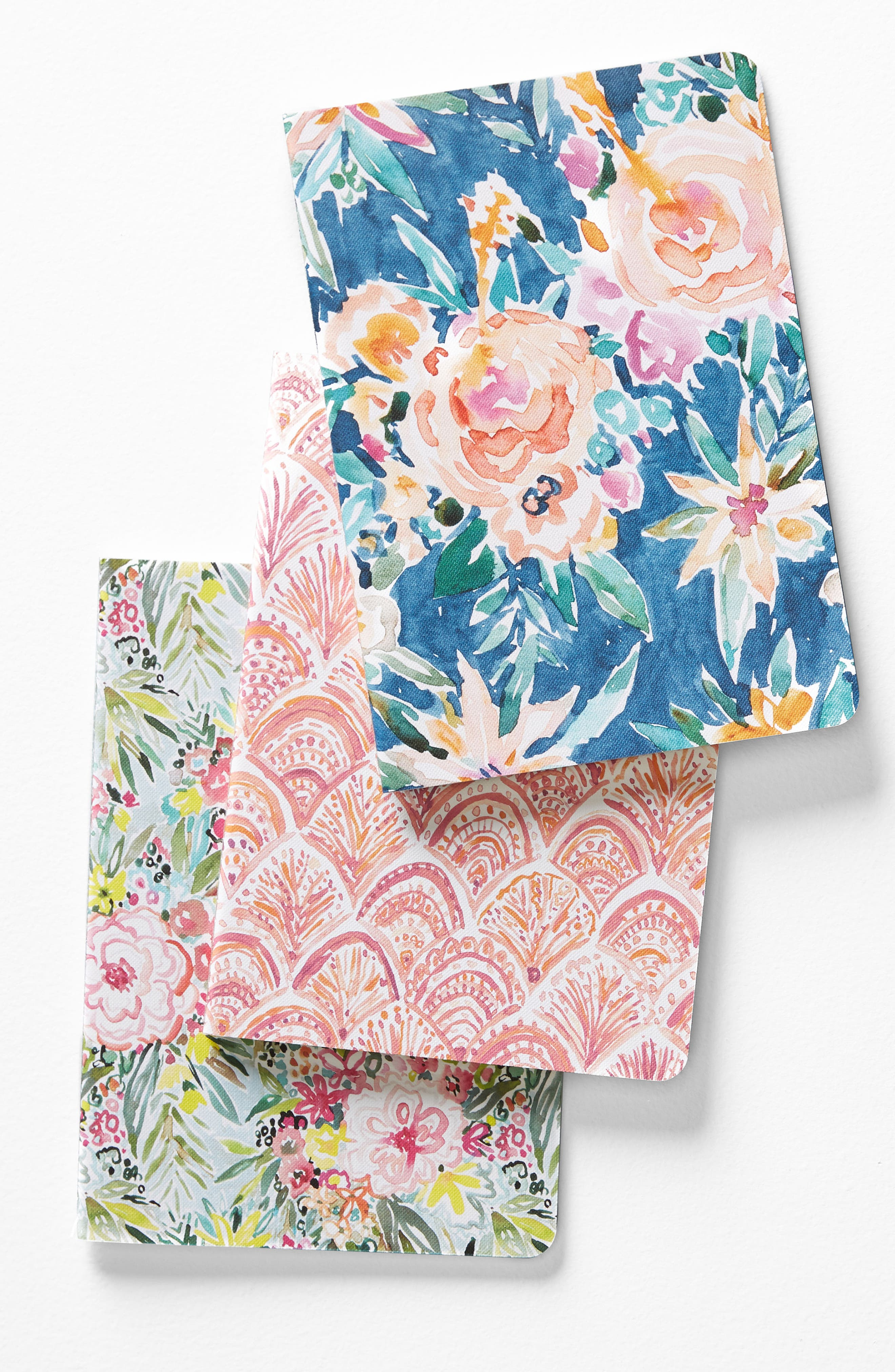 Wild At Heart Set of 3 Journals,                             Alternate thumbnail 3, color,                             400