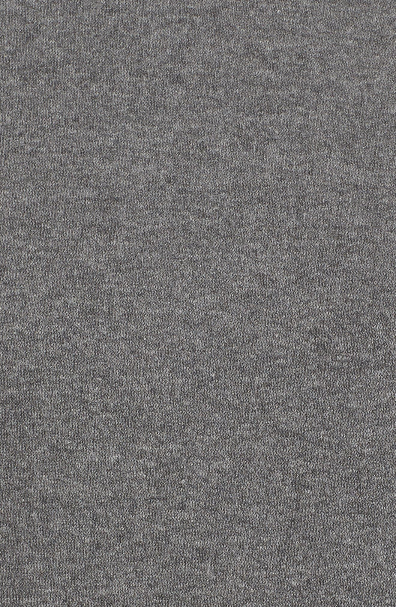 Puff Sleeve Sweatshirt,                             Alternate thumbnail 5, color,                             020