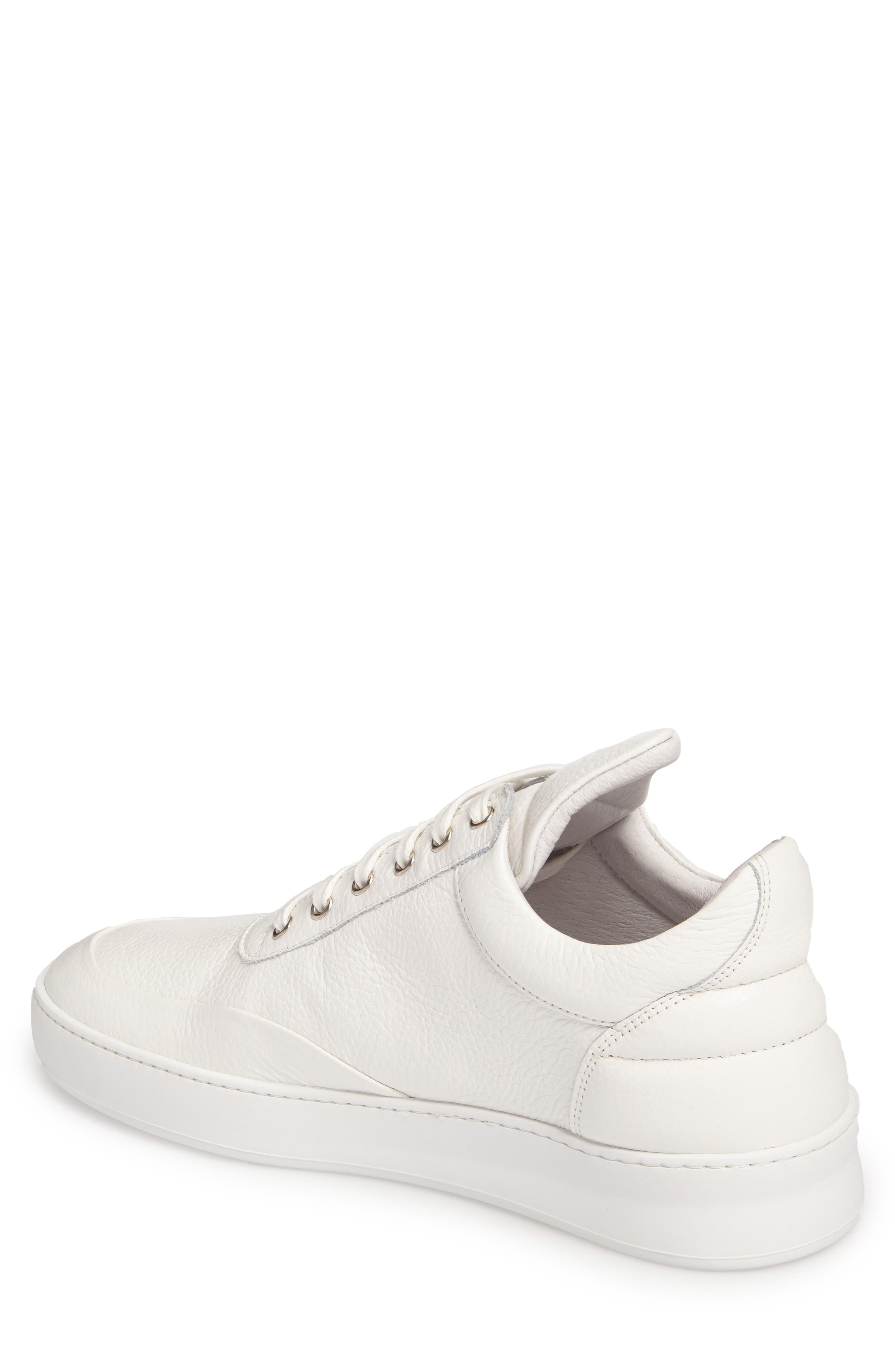 Low Top Sneaker,                             Alternate thumbnail 2, color,                             100