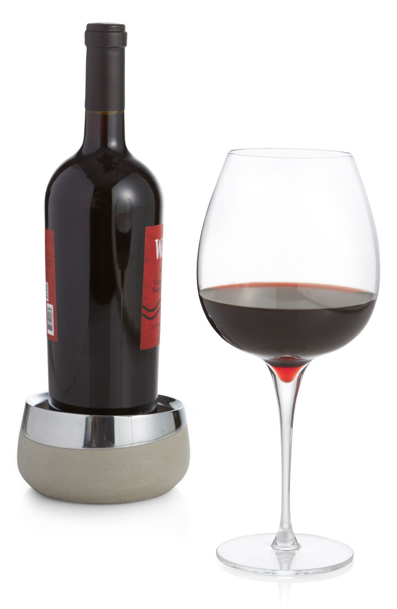 Vie Set of 2 Pinot Noir Glasses,                             Alternate thumbnail 2, color,                             100