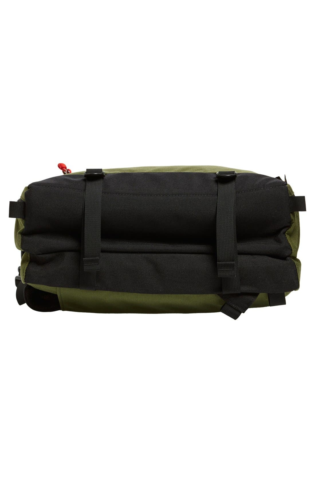 '3-Day' Briefcase,                             Alternate thumbnail 2, color,                             BLACK/ OLIVE