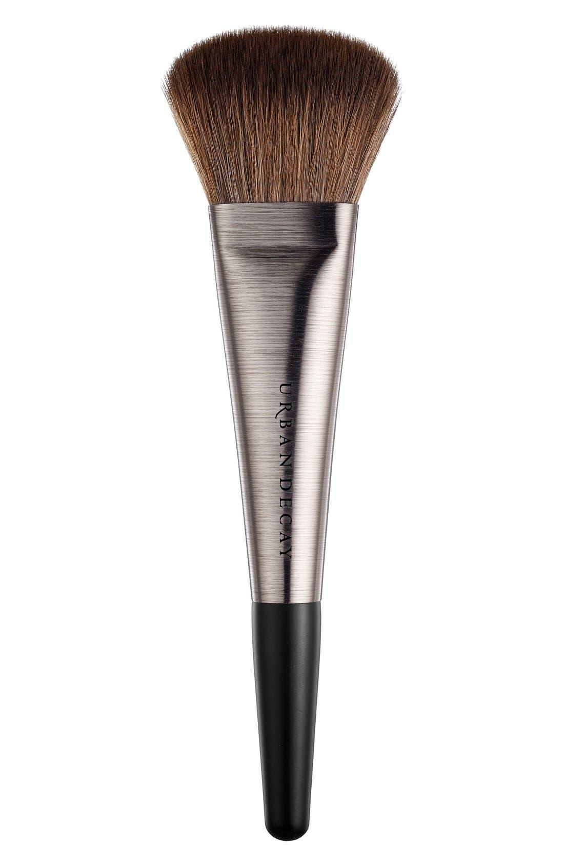 Pro Large Powder Brush,                             Main thumbnail 1, color,                             000