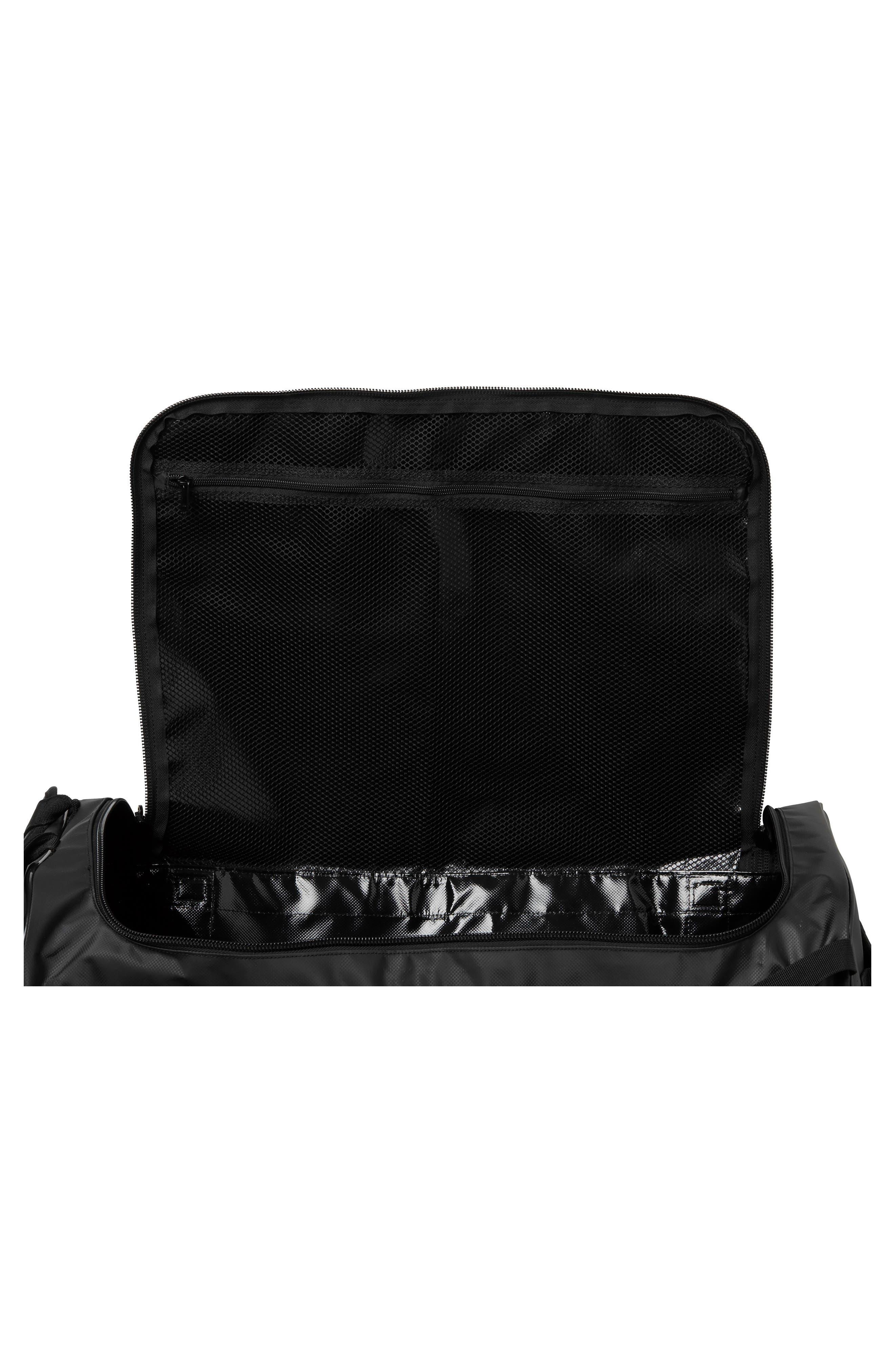 New Classic Small Duffel Bag,                             Alternate thumbnail 2, color,                             BLACK