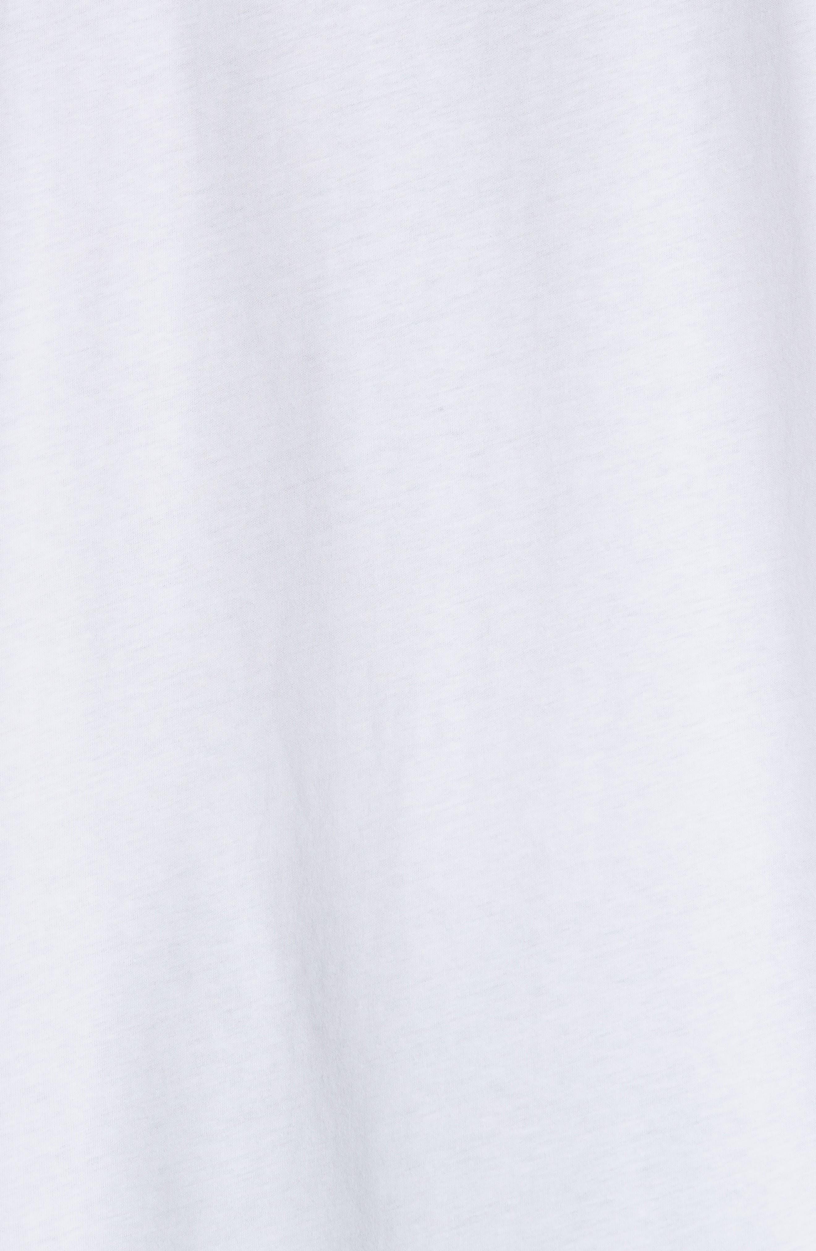 Cordan Graphic T-Shirt,                             Alternate thumbnail 5, color,                             WHITE