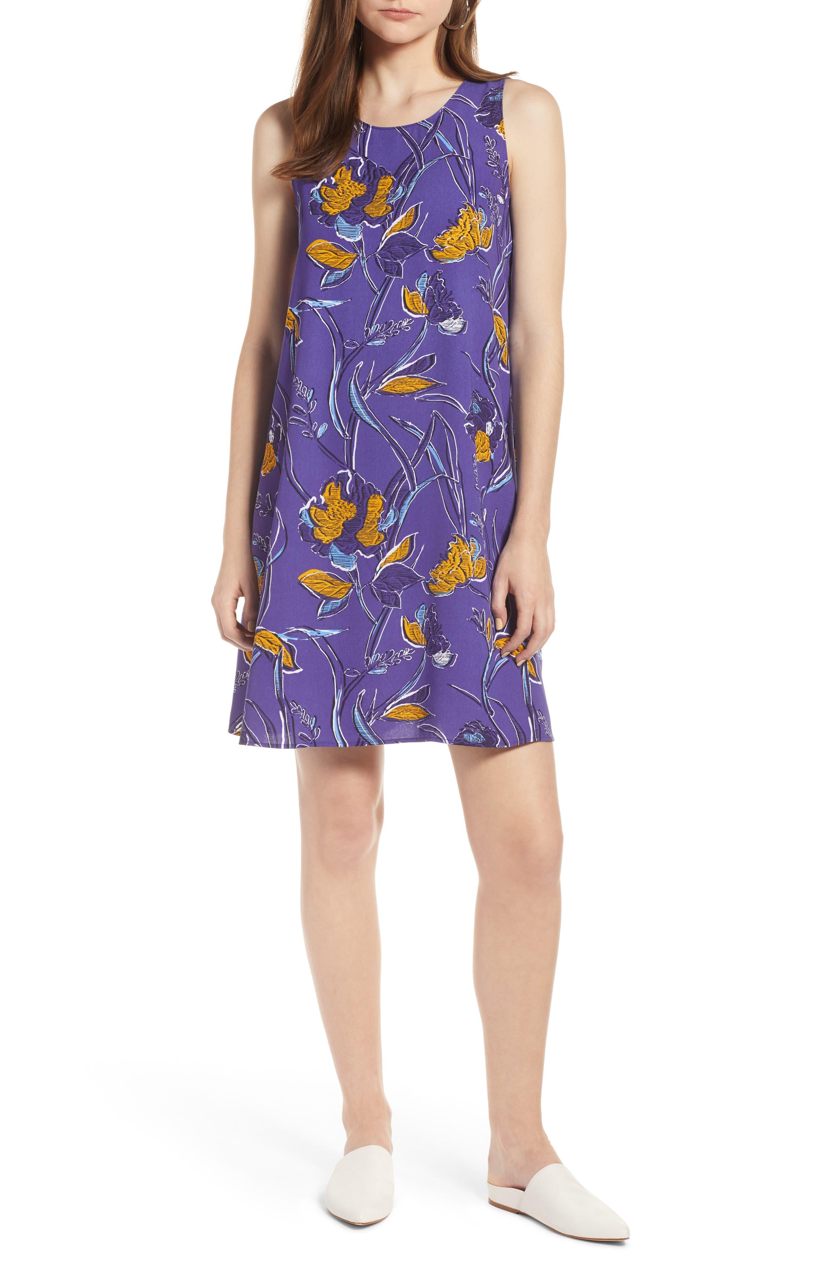 A-Line Dress,                             Main thumbnail 13, color,