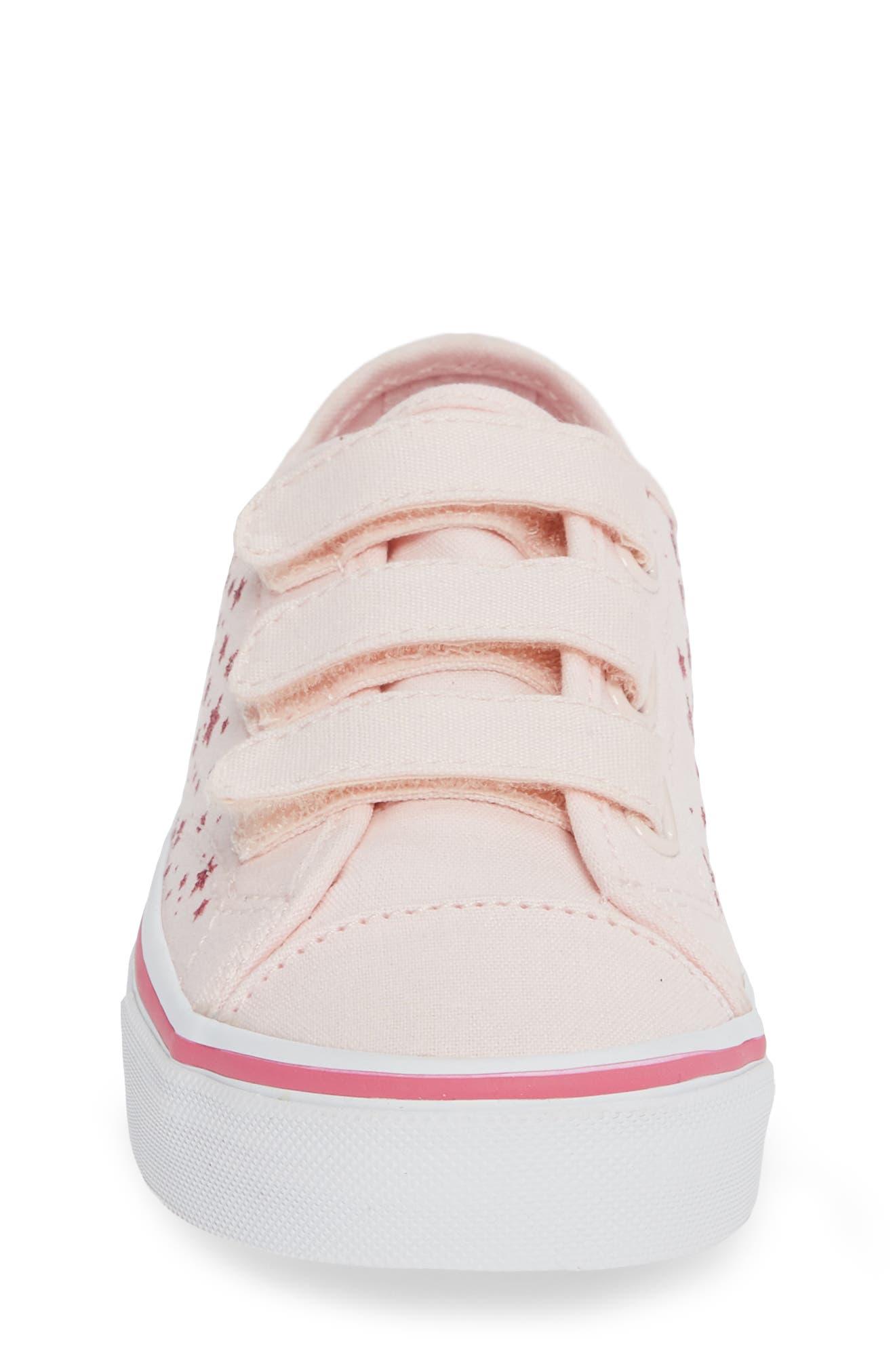 Style 23 V Glitter Sneaker,                             Alternate thumbnail 4, color,                             680