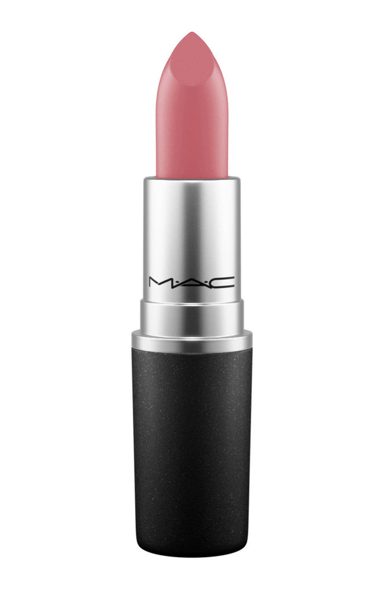 MAC Plum Lipstick,                             Main thumbnail 1, color,                             MEHR (M)