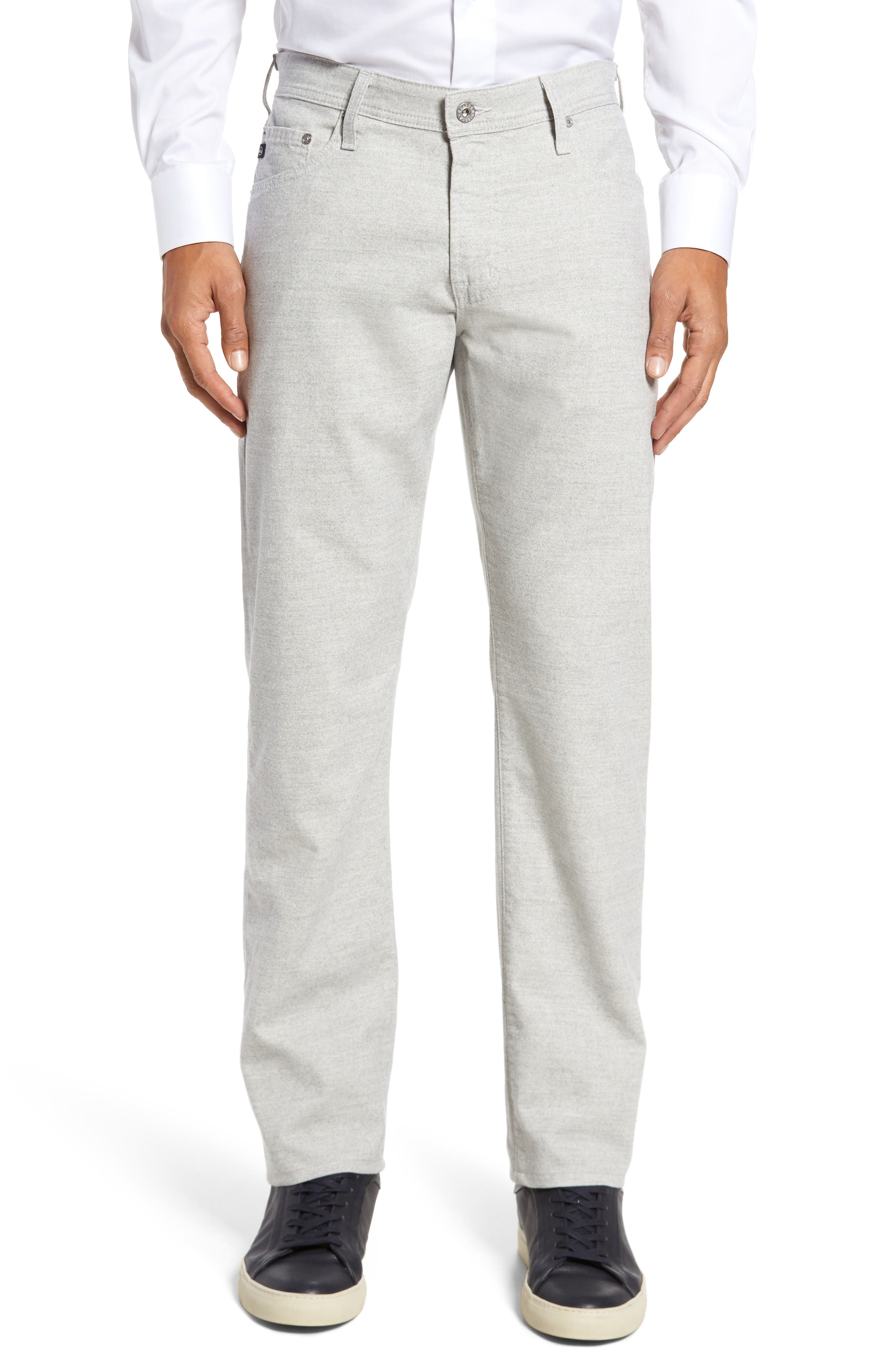Graduate Tailored Five-Pocket Straight Leg Pants,                             Main thumbnail 1, color,                             020
