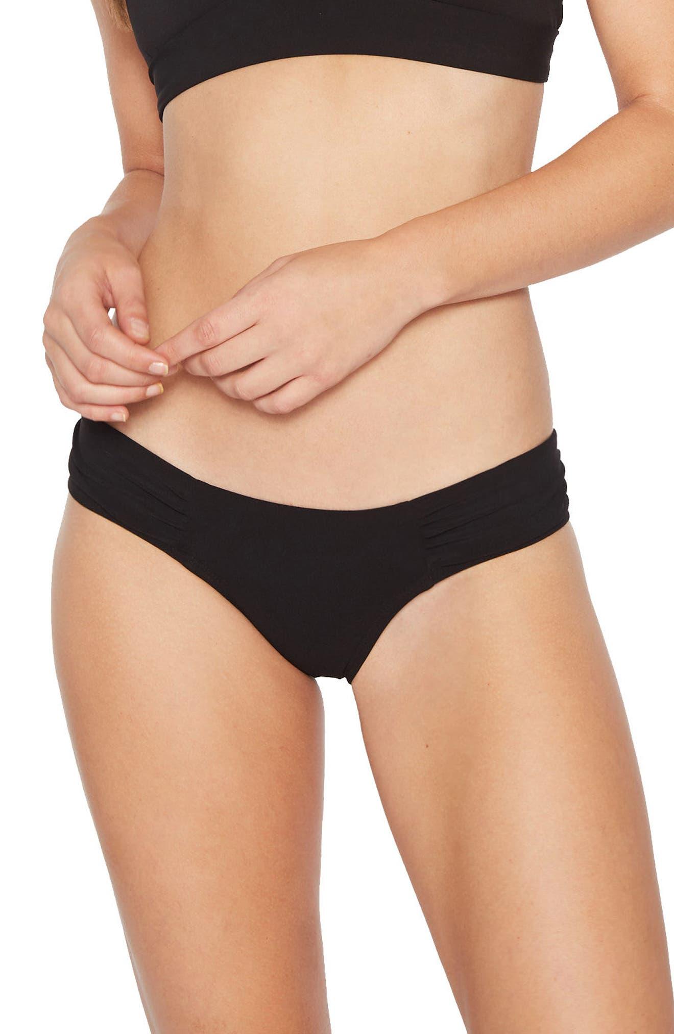 Ava Bikini Bottoms,                         Main,                         color, 001