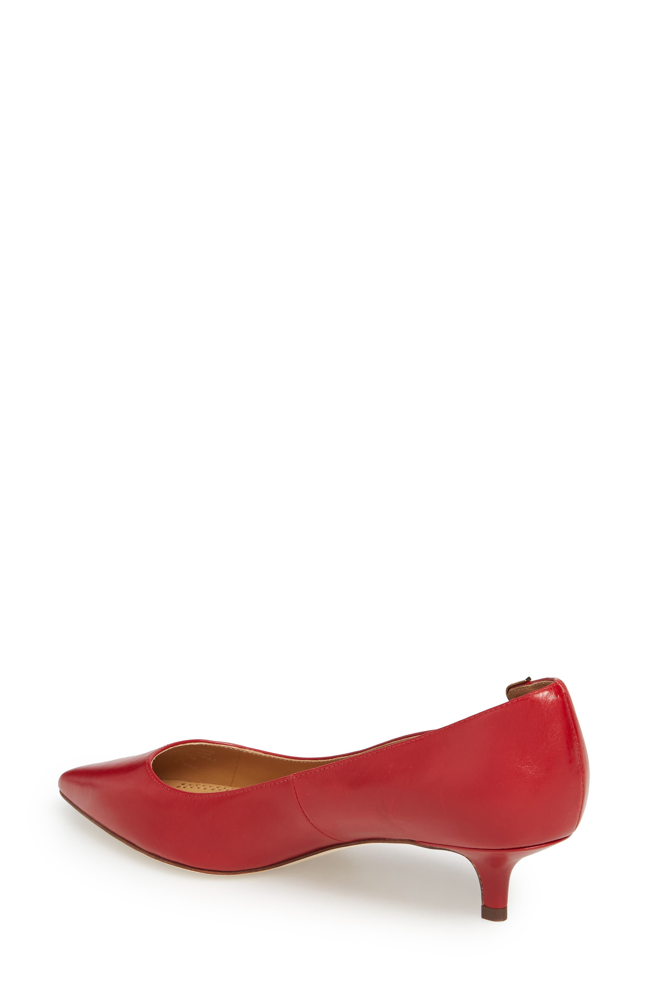 TORY BURCH,                             Elizabeth Pointy Toe Pump,                             Alternate thumbnail 2, color,                             601