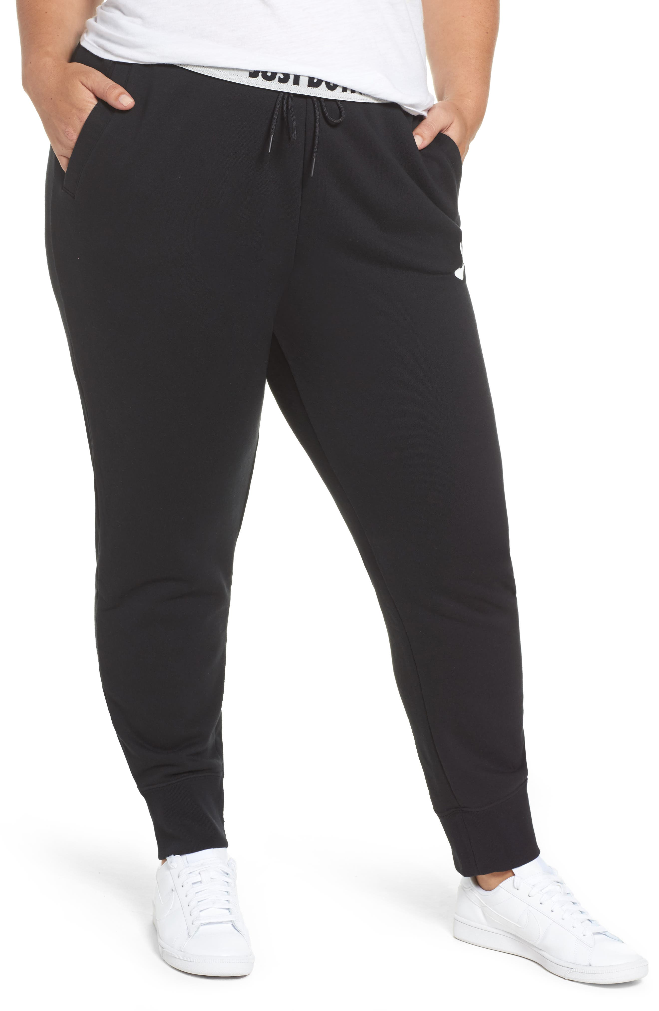 Drawstring Fleece Pants,                         Main,                         color,