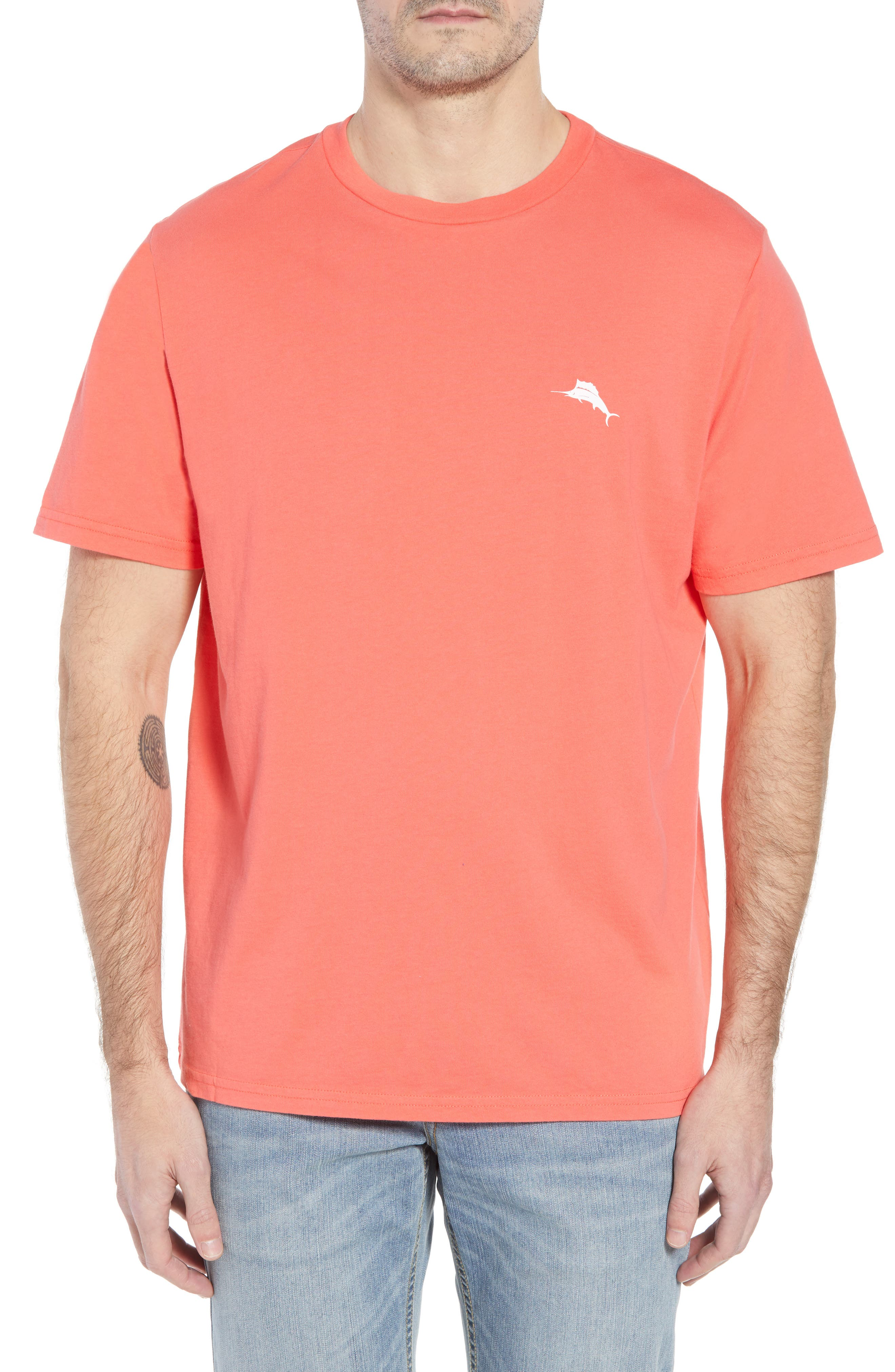 Catch the Wave Graphic T-Shirt,                             Main thumbnail 1, color,