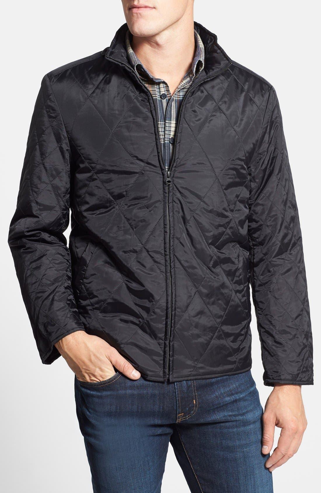 'Westown' 3-in-1 Wool Blend Coat,                             Alternate thumbnail 6, color,