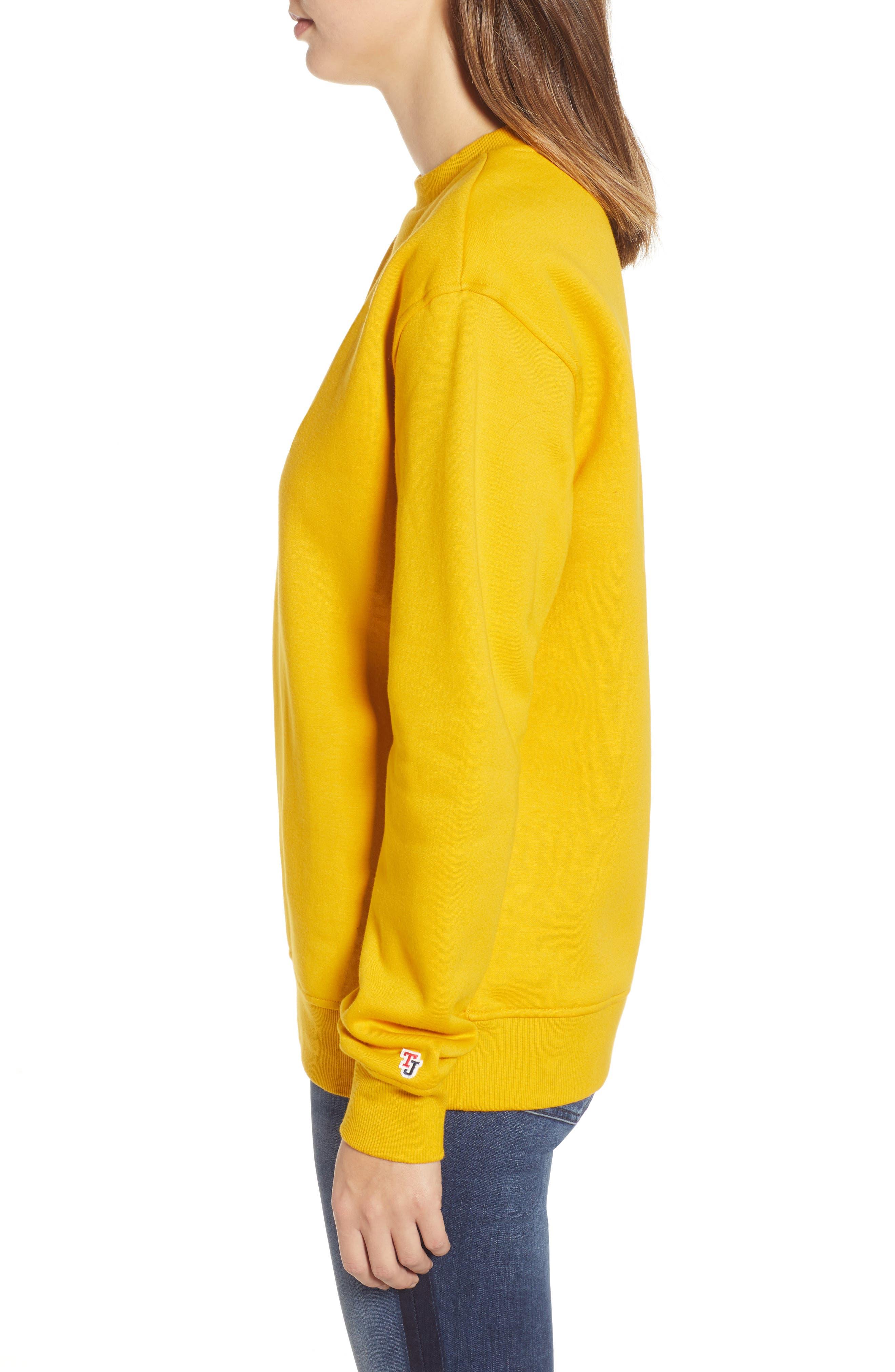 TJW Tommy Classics Sweatshirt,                             Alternate thumbnail 3, color,                             701