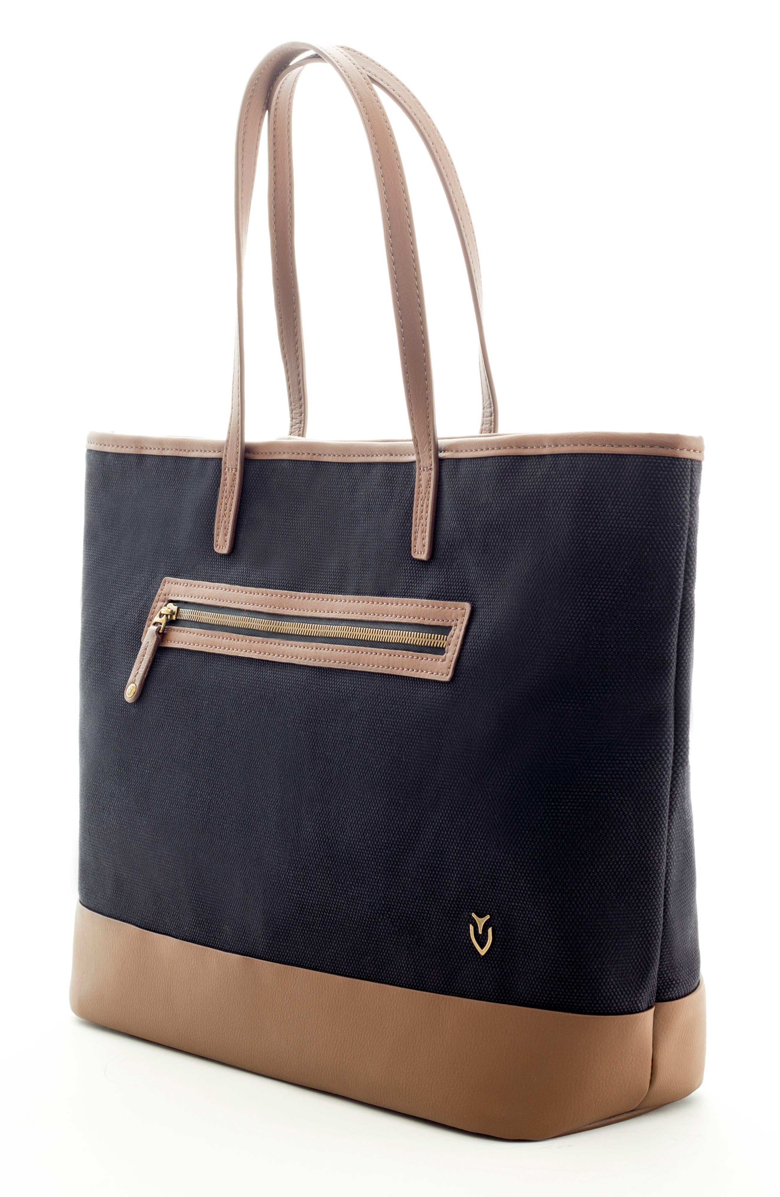 Refined Tote Bag,                             Alternate thumbnail 3, color,                             001