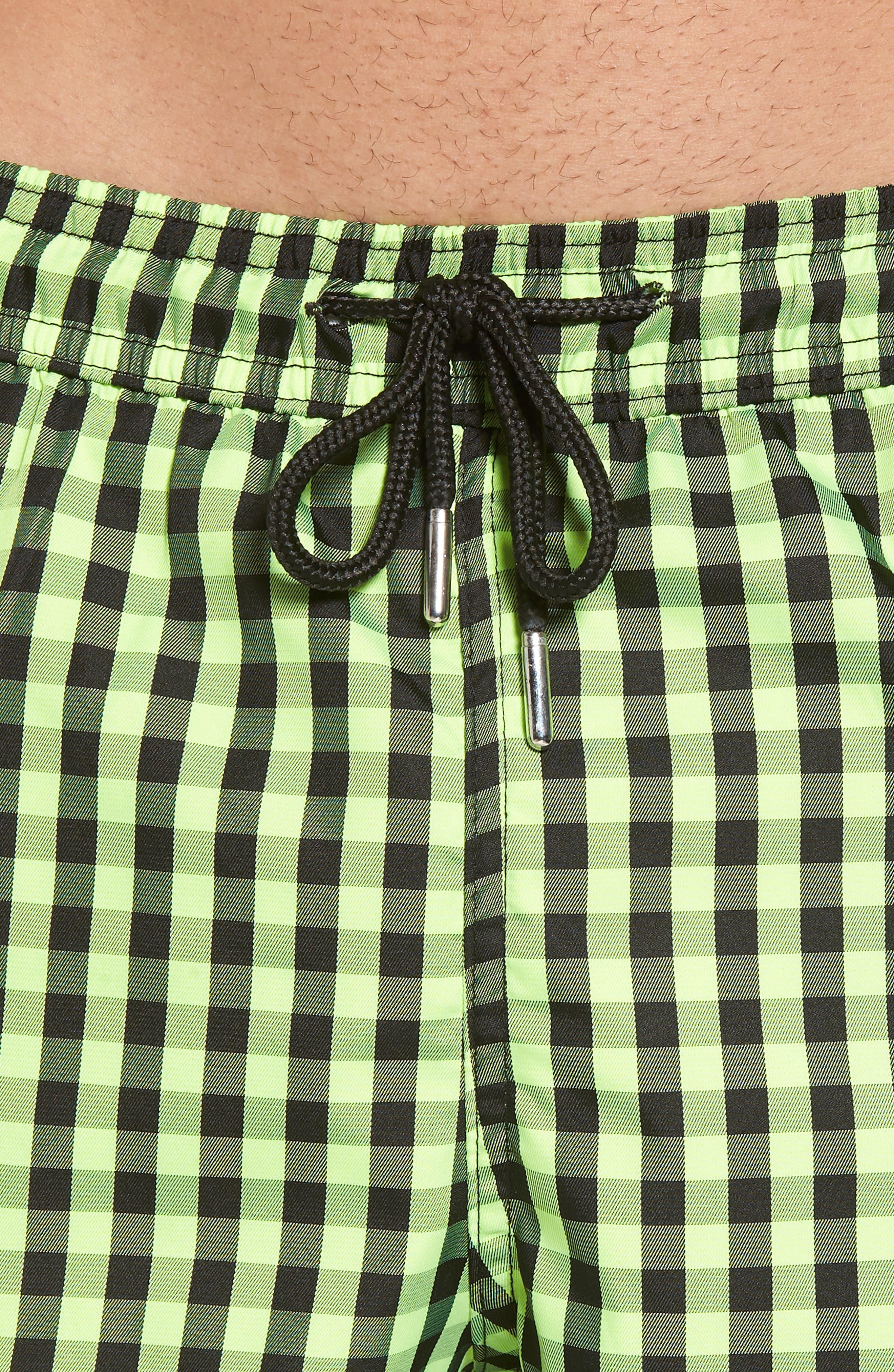 Trim Fit Swim Shorts,                             Alternate thumbnail 4, color,                             300