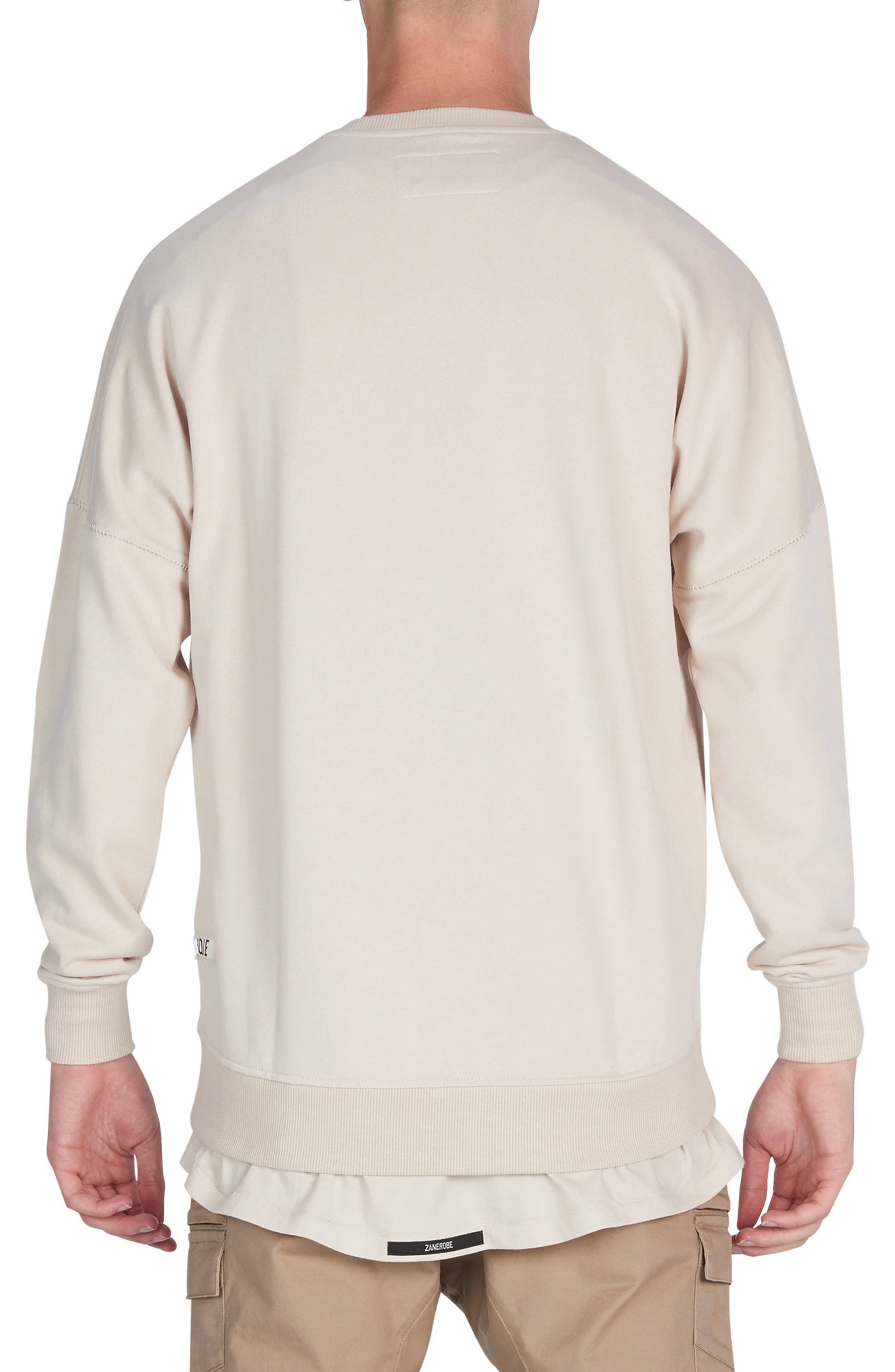 Rugger Crewneck Sweater,                             Alternate thumbnail 2, color,                             251