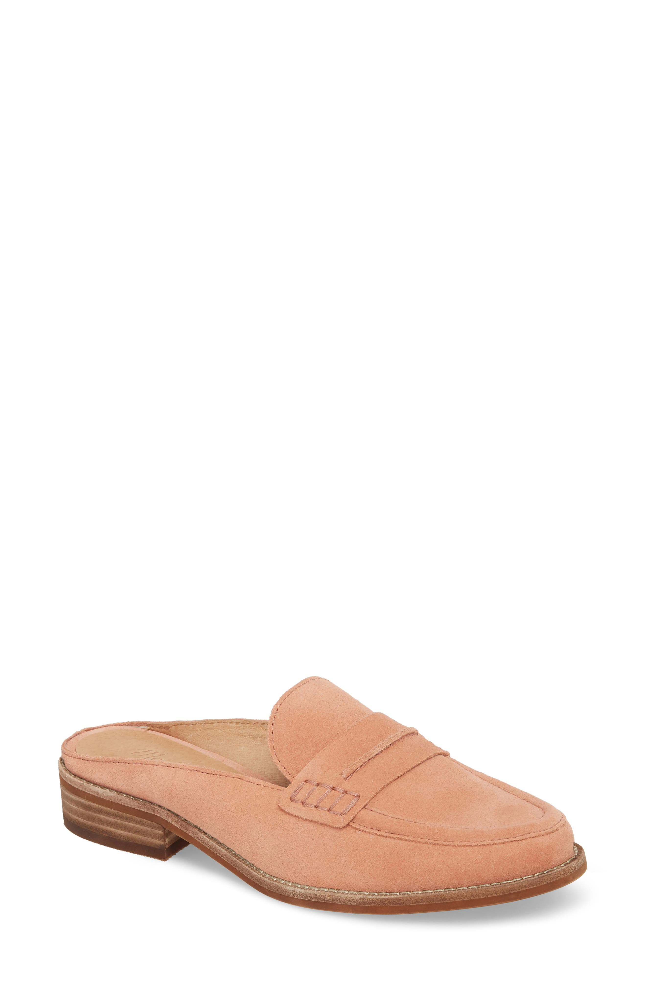 The Elinor Loafer Mule,                             Main thumbnail 1, color,                             651