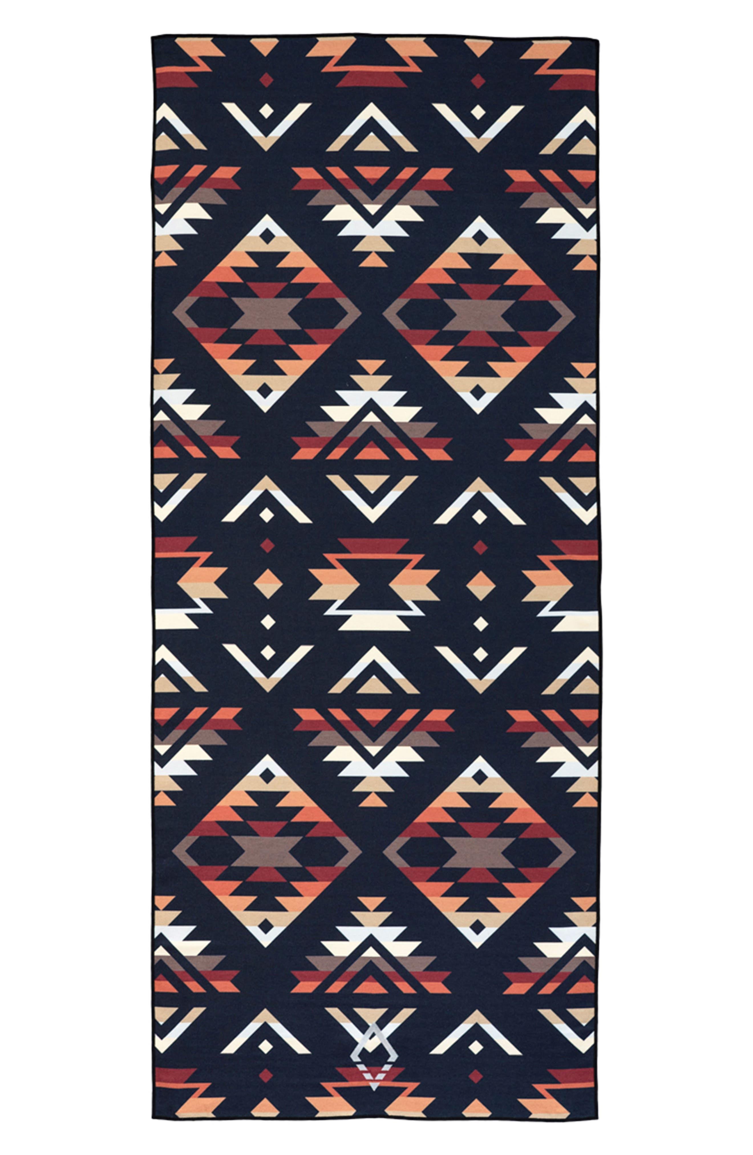 PNW Yoga Towel,                             Main thumbnail 1, color,                             400