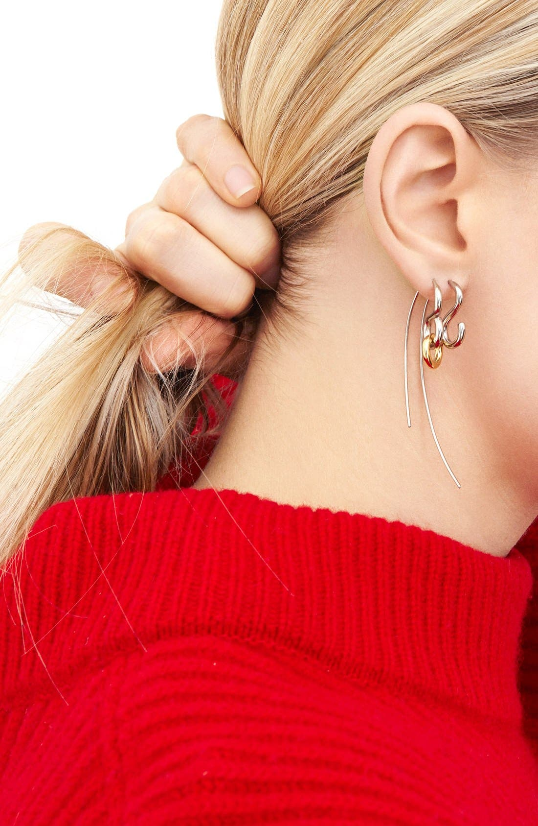 'Swing' Earring,                             Alternate thumbnail 3, color,                             710