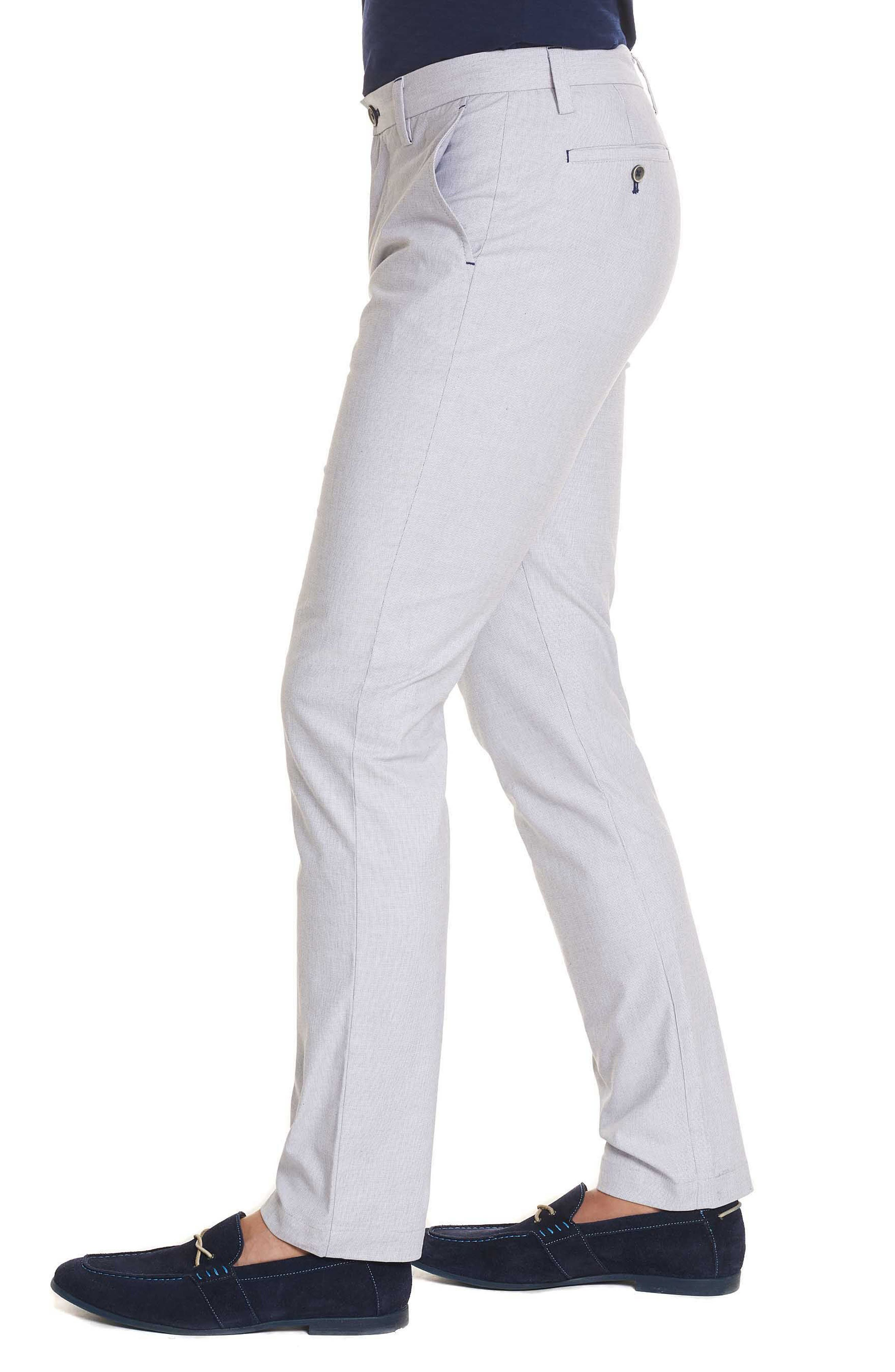 Gerardo Tailored Fit Pants,                             Alternate thumbnail 3, color,                             100