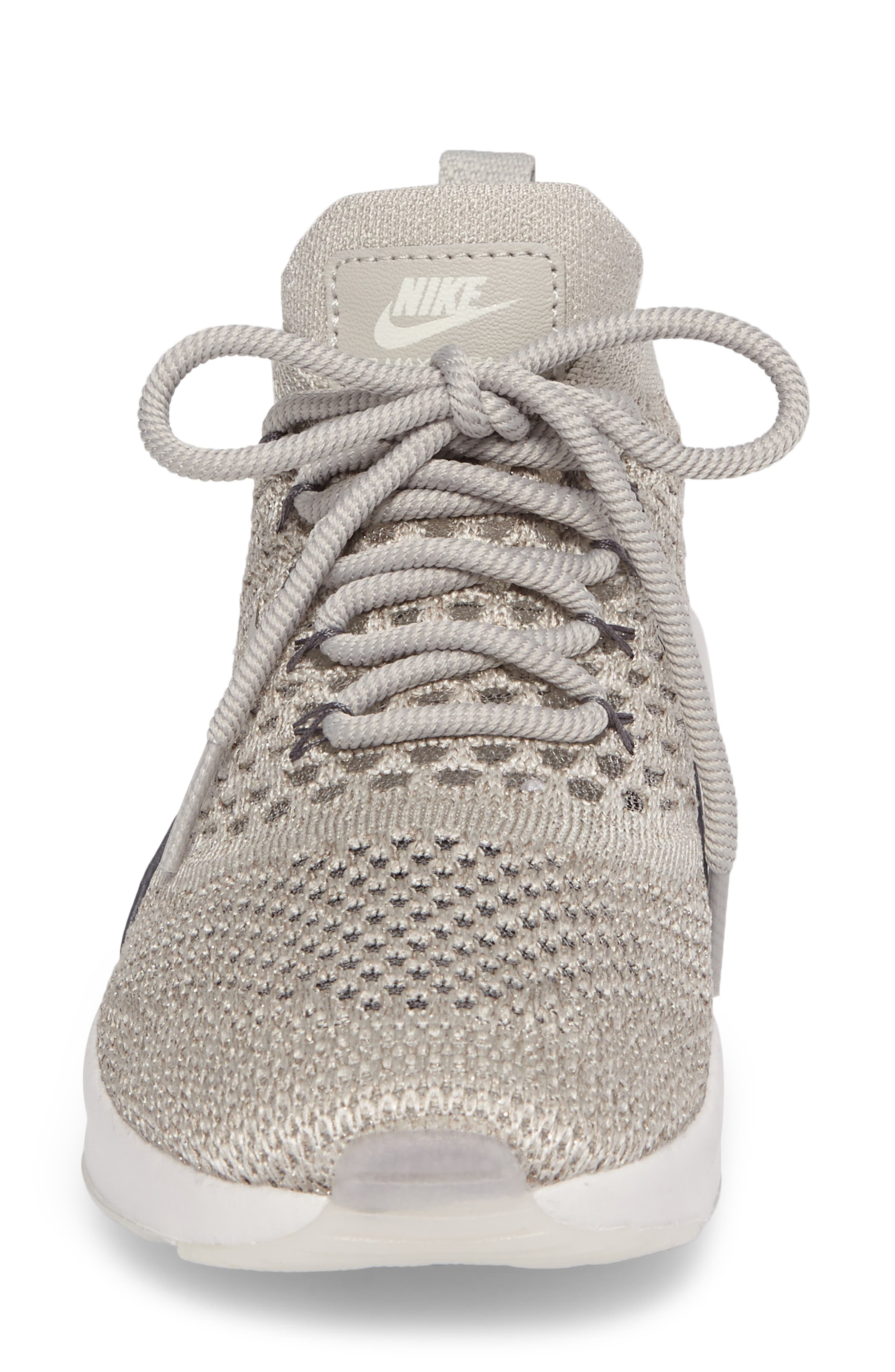 Air Max Thea Ultra Flyknit Sneaker,                             Alternate thumbnail 43, color,