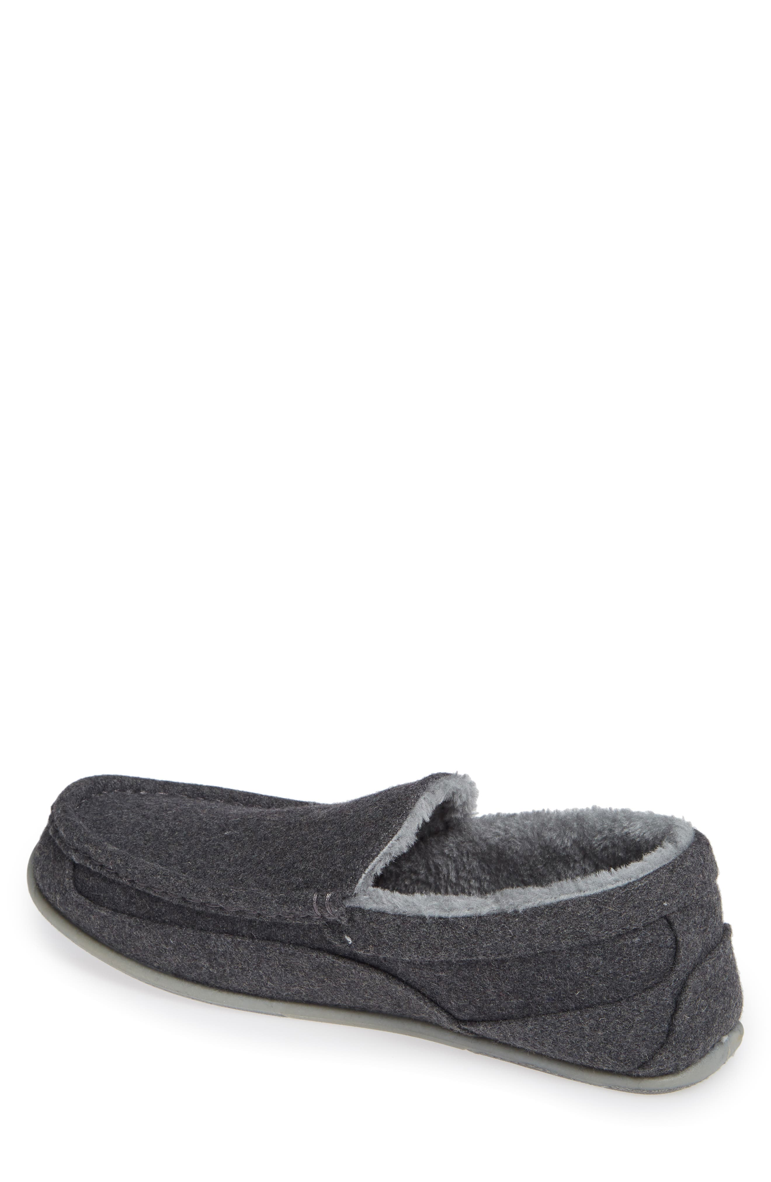 Spun Slipper,                             Alternate thumbnail 2, color,                             DARK GREY