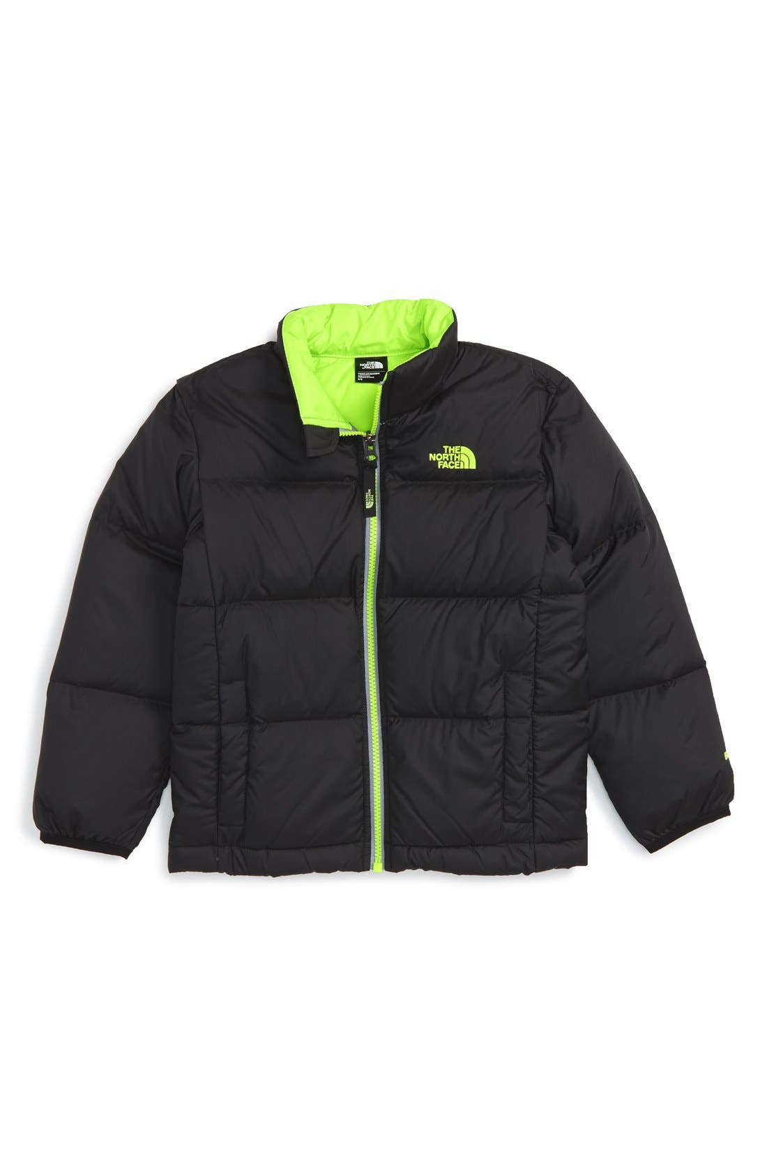 'Andes' Down Jacket,                         Main,                         color, 001