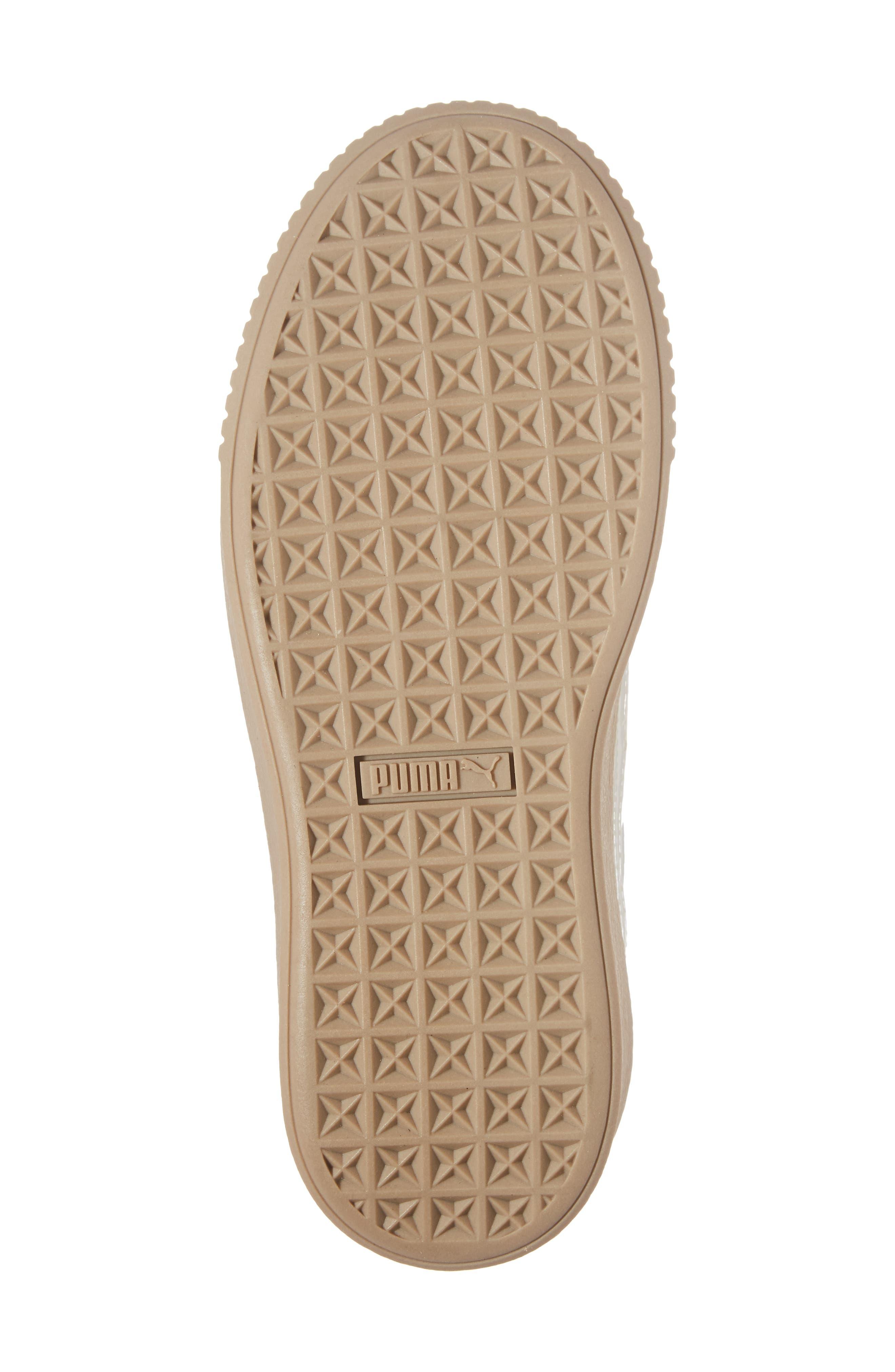 Basket Platform Sneaker,                             Alternate thumbnail 16, color,