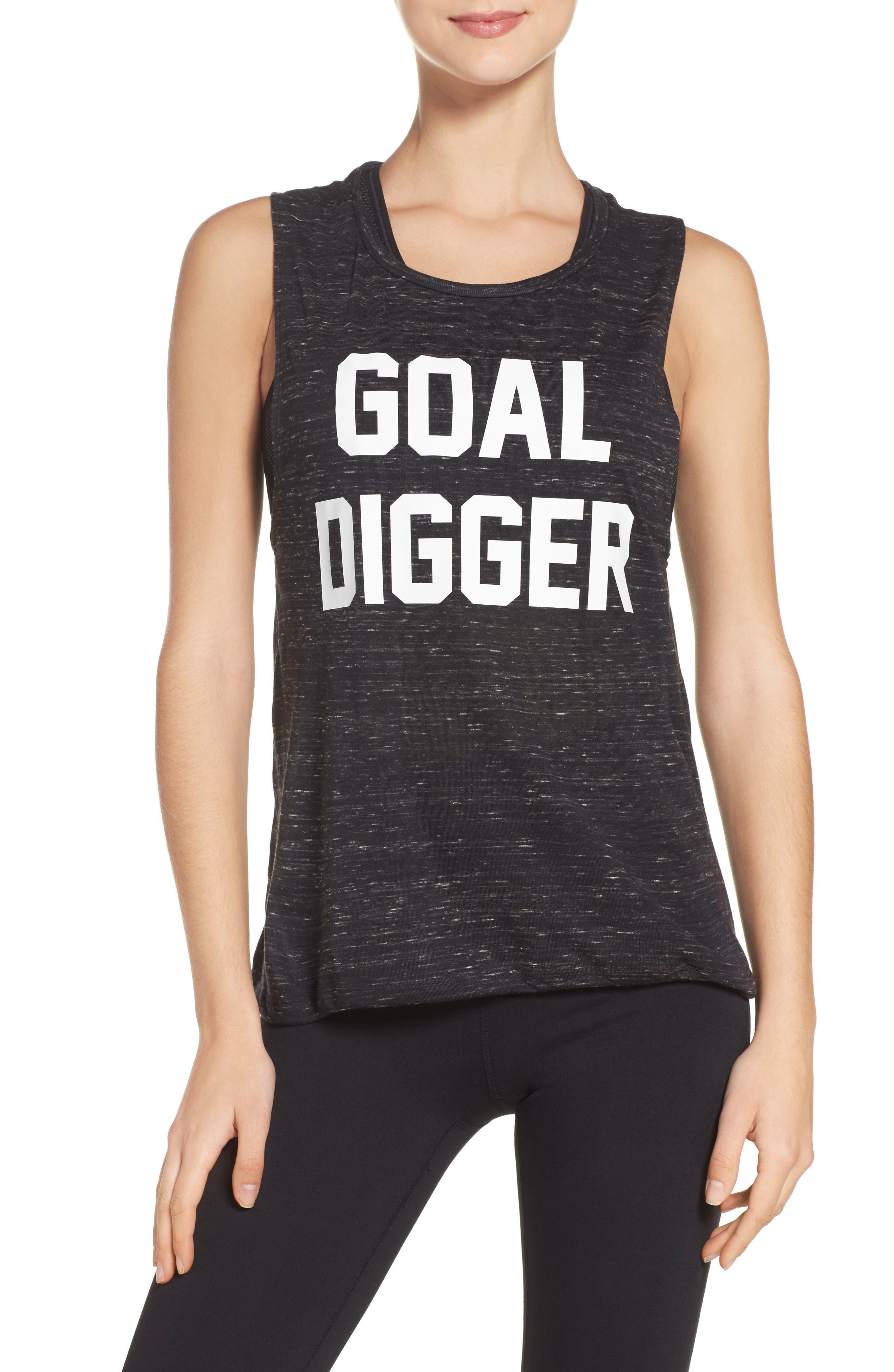 Goal Digger Tank,                             Main thumbnail 1, color,                             001