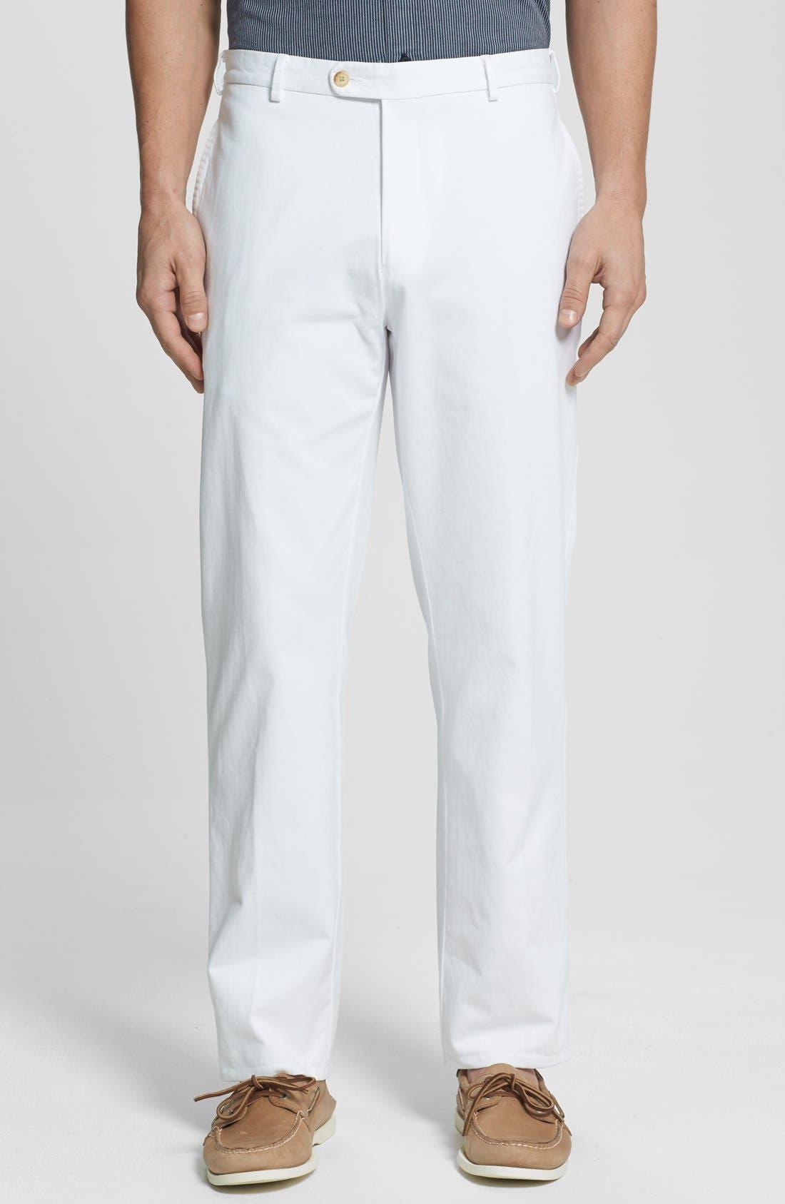 Garment Washed Twill Pants,                             Main thumbnail 3, color,