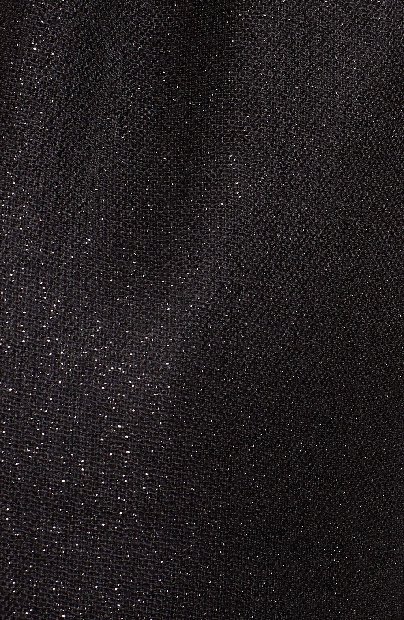 Metallic Lightweight Wrap,                             Alternate thumbnail 5, color,                             001