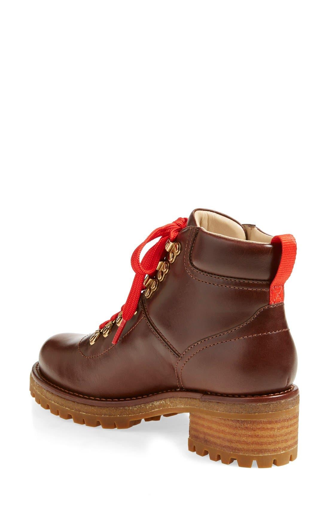 'Gunton' Ankle Hiking Boot,                             Alternate thumbnail 3, color,                             200
