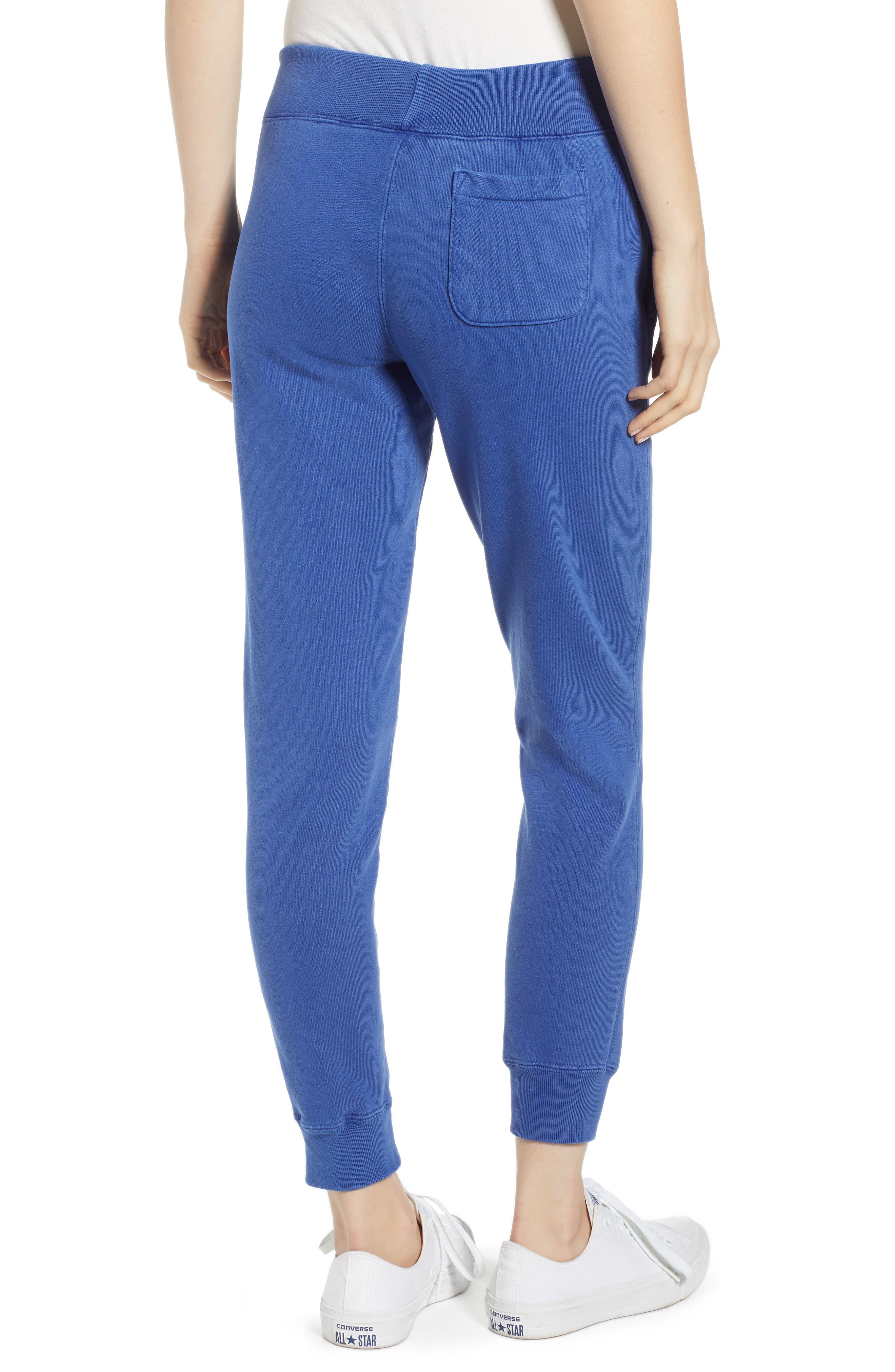 CHAMPION, Garment Dyed Jogger Pants, Alternate thumbnail 2, color, 400