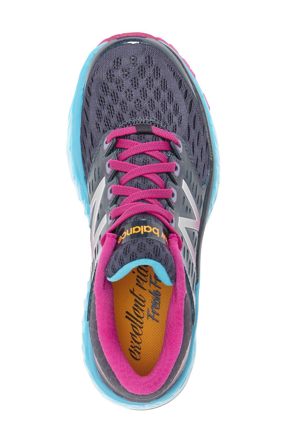 '1080 - Fresh Foam' Running Shoe,                             Alternate thumbnail 7, color,