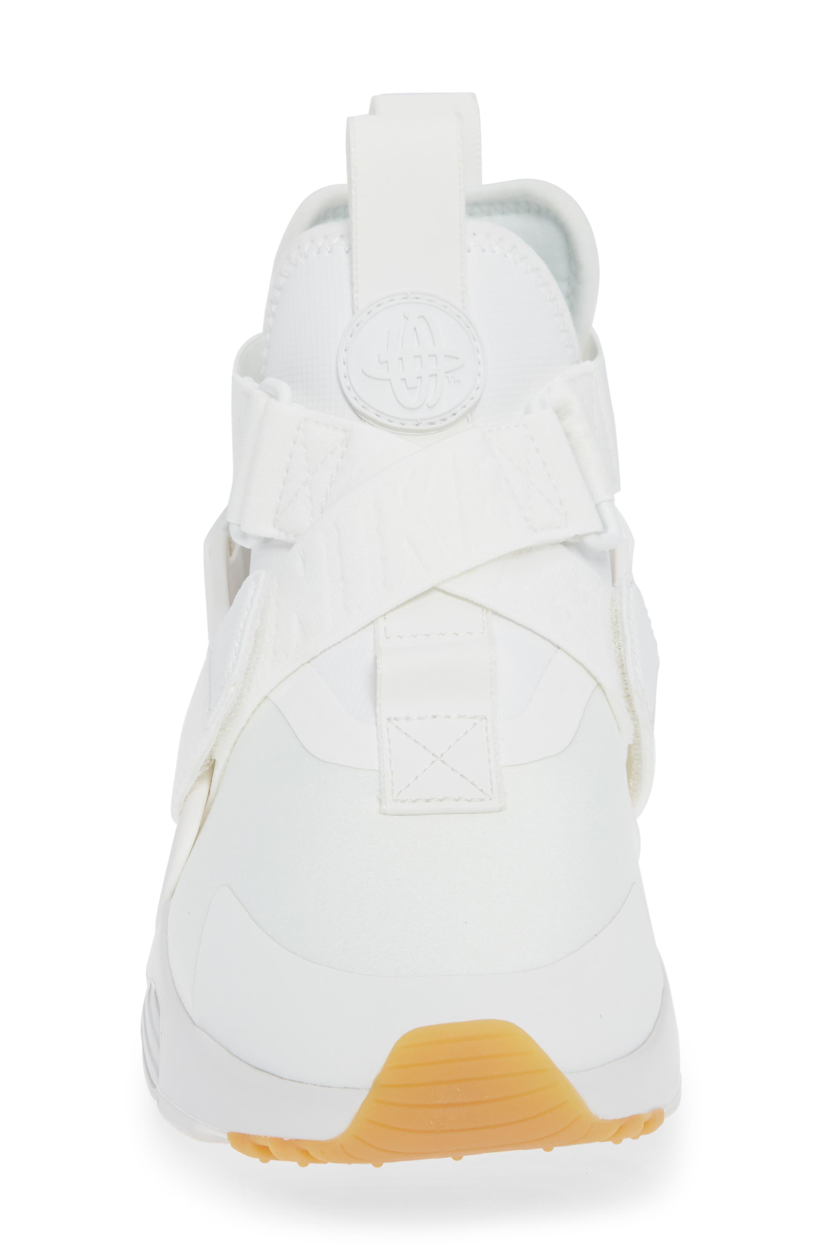 Air Huarache City Sneaker,                             Alternate thumbnail 4, color,                             104