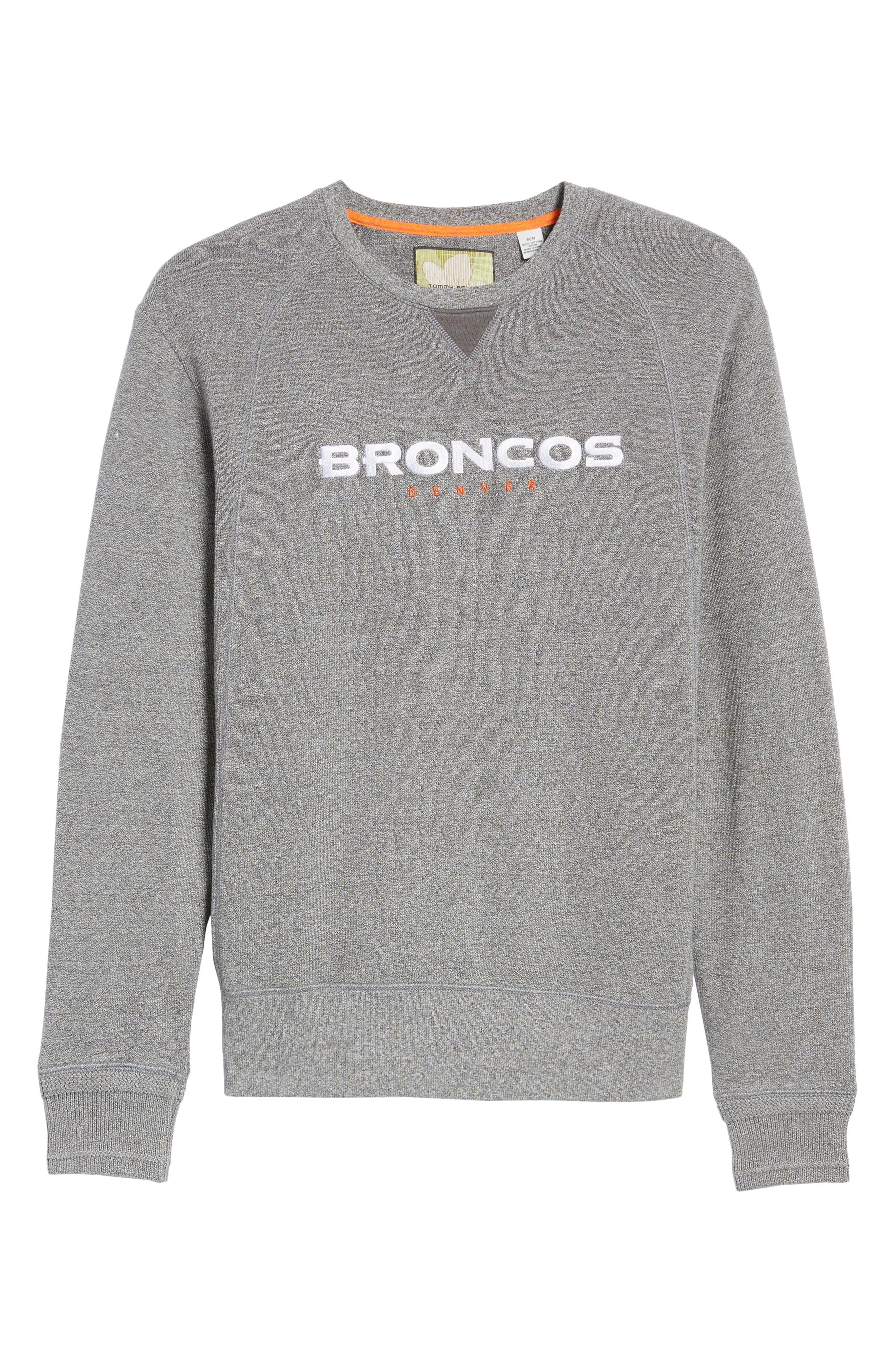 NFL Stitch of Liberty Embroidered Crewneck Sweatshirt,                             Alternate thumbnail 158, color,