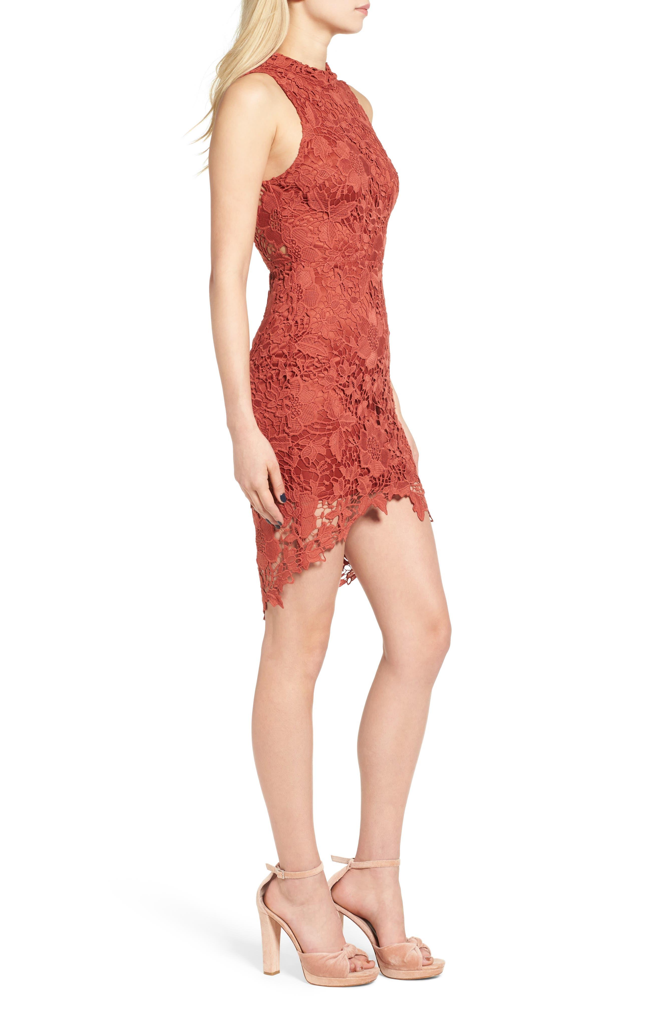 'Samantha' Lace Dress,                             Alternate thumbnail 20, color,