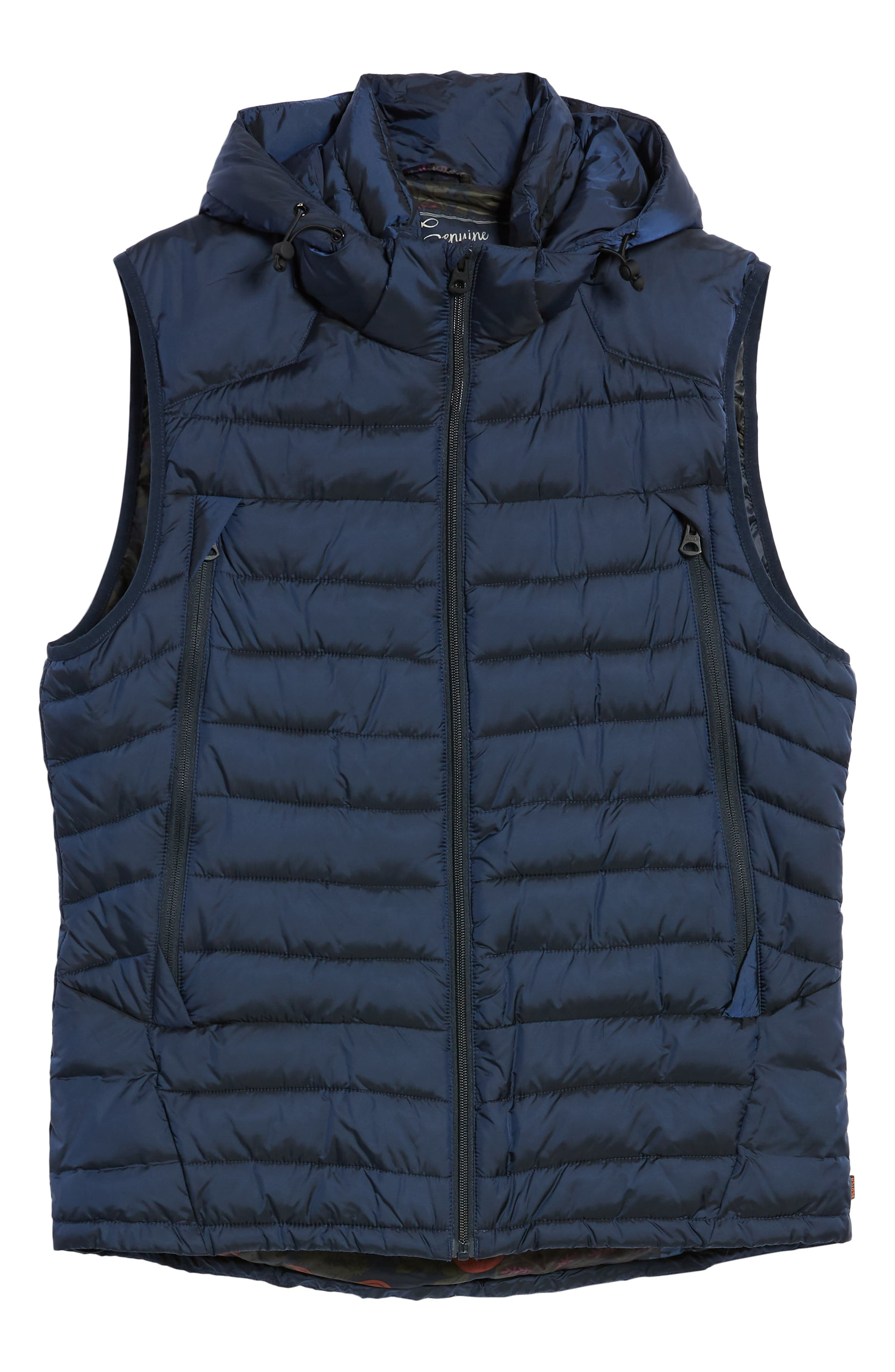 Quilted Vest,                             Alternate thumbnail 5, color,                             410
