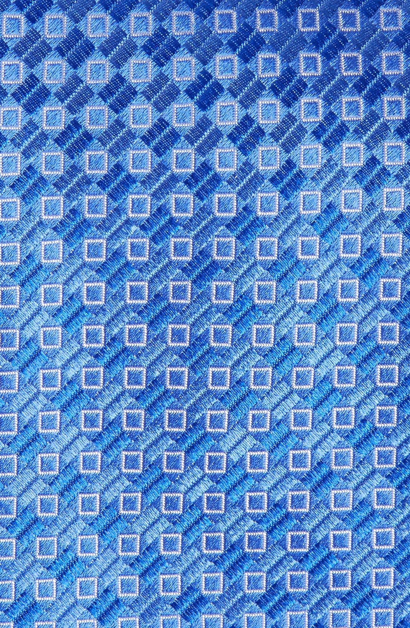 Middletown Geometric Silk Tie,                             Alternate thumbnail 7, color,