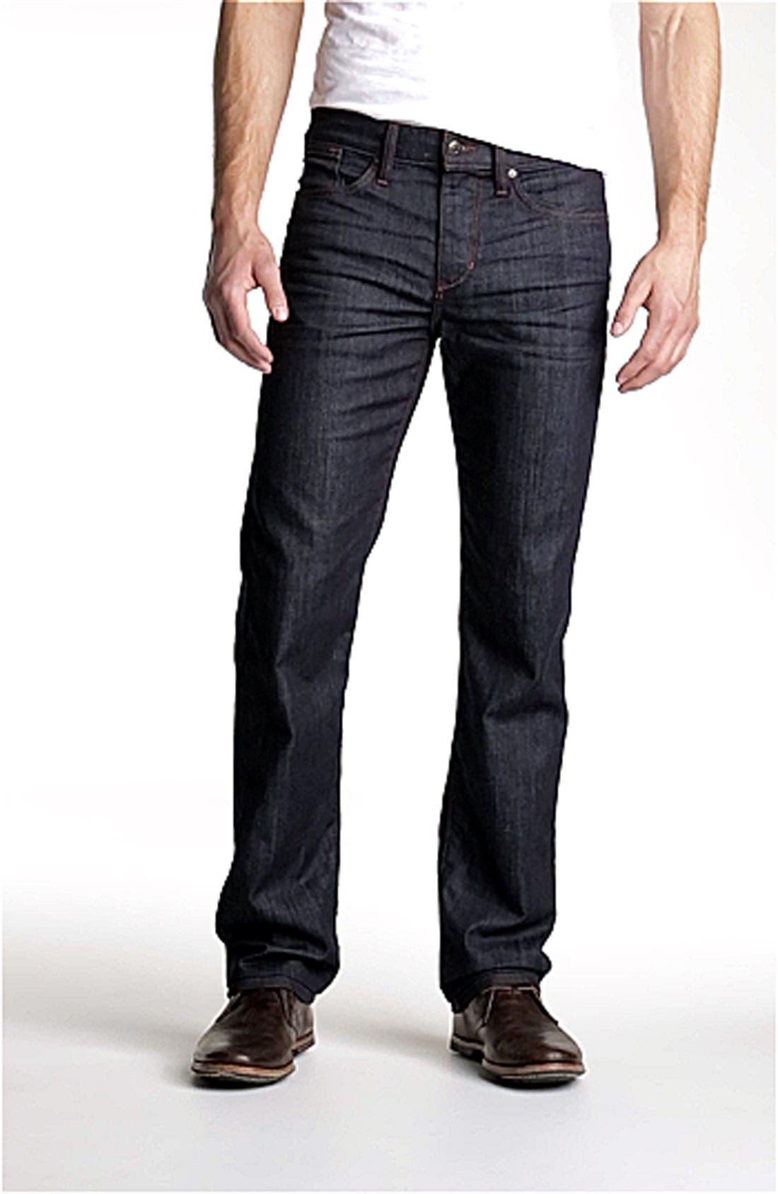JOE'S,                             Classic Straight Leg Jeans,                             Alternate thumbnail 11, color,                             DAKOTA