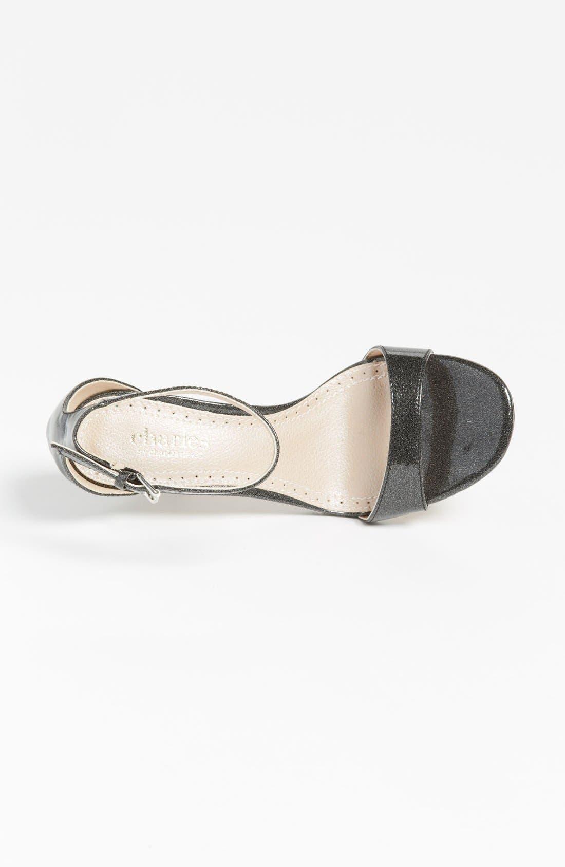 'Radial' Sandal,                             Alternate thumbnail 3, color,                             005