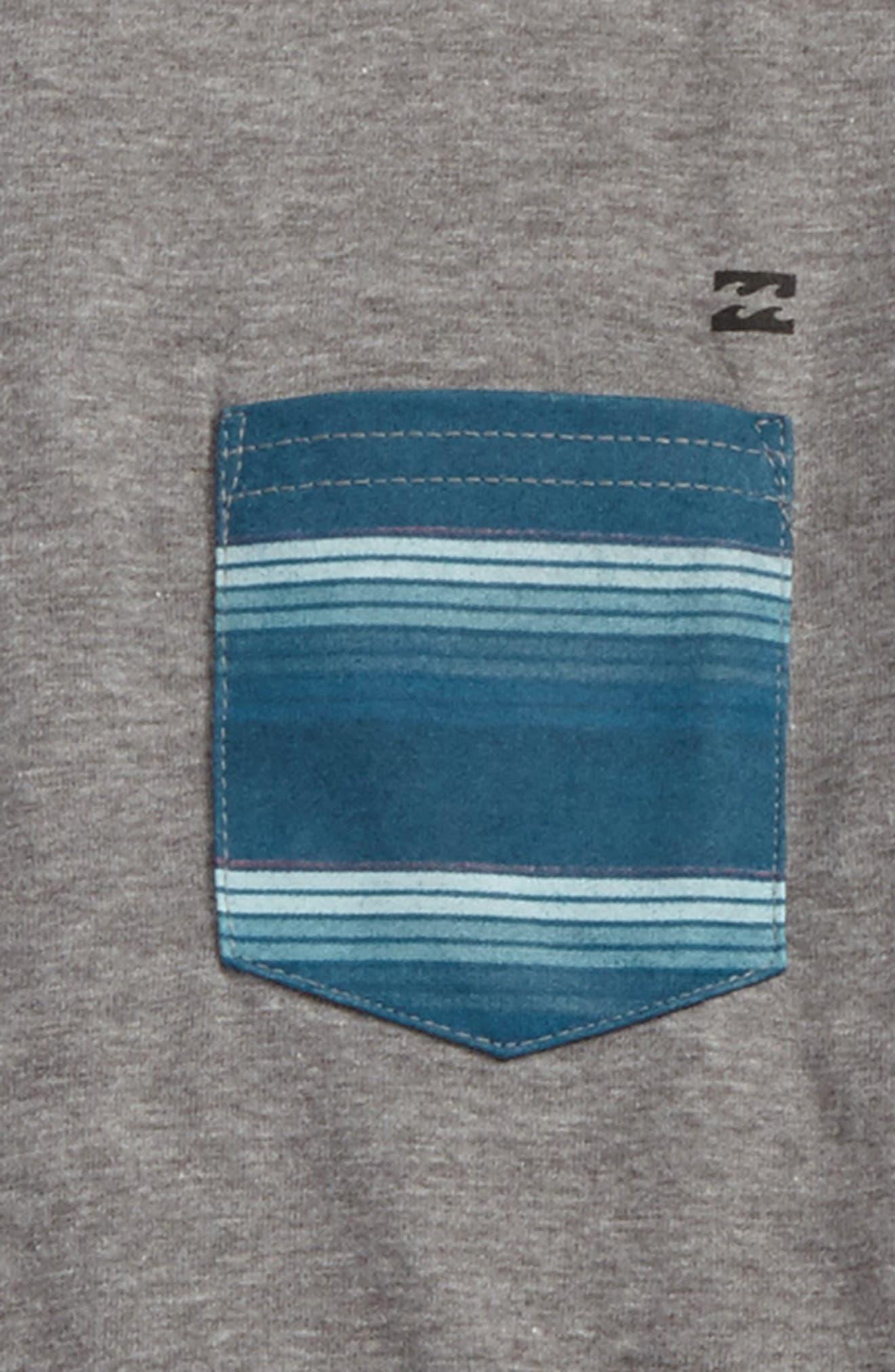 Team Pocket T-Shirt,                             Alternate thumbnail 2, color,