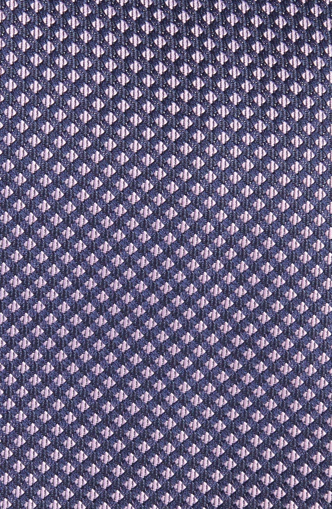Geometric Silk Tie,                             Alternate thumbnail 2, color,                             534