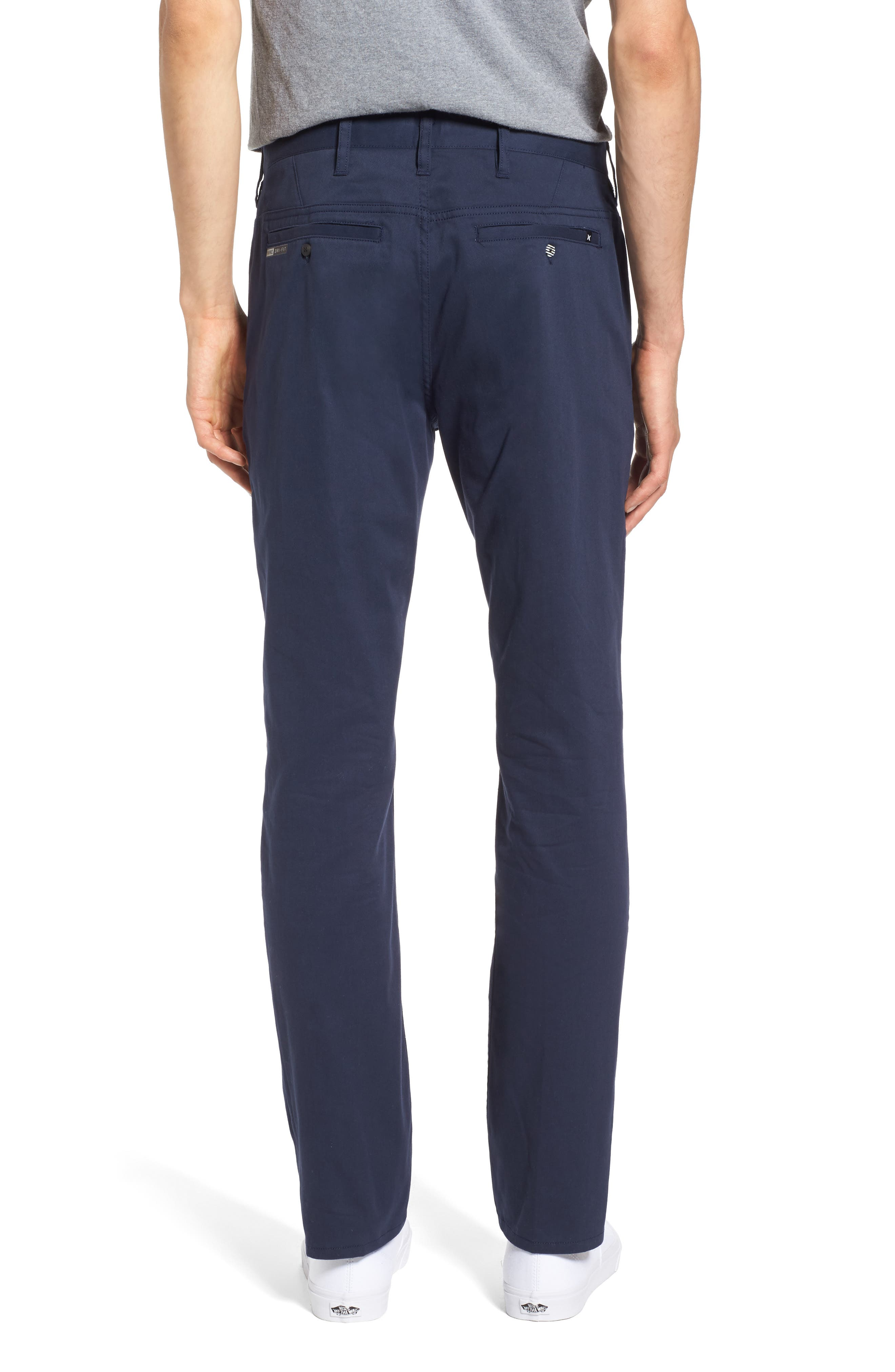 Dri-FIT Chinos,                             Alternate thumbnail 2, color,                             OBSIDIAN